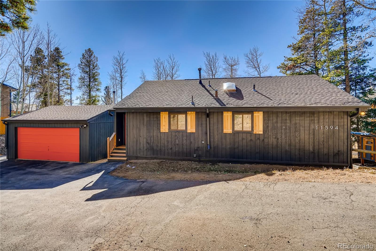 11594 Green Court, Conifer, CO 80433 - #: 4505740