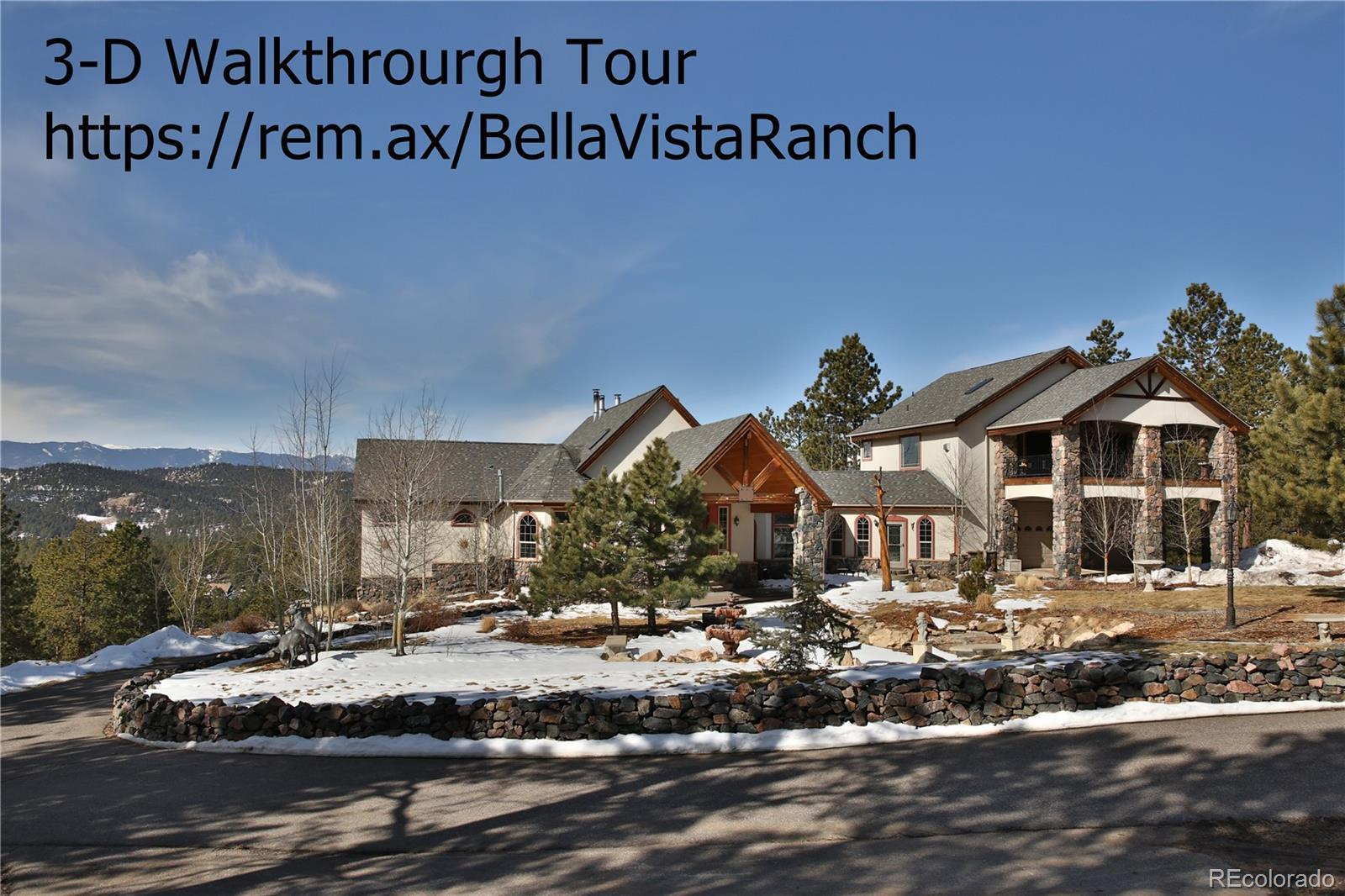 13077 S Noka Trail, Conifer, CO 80470 - #: 6792740