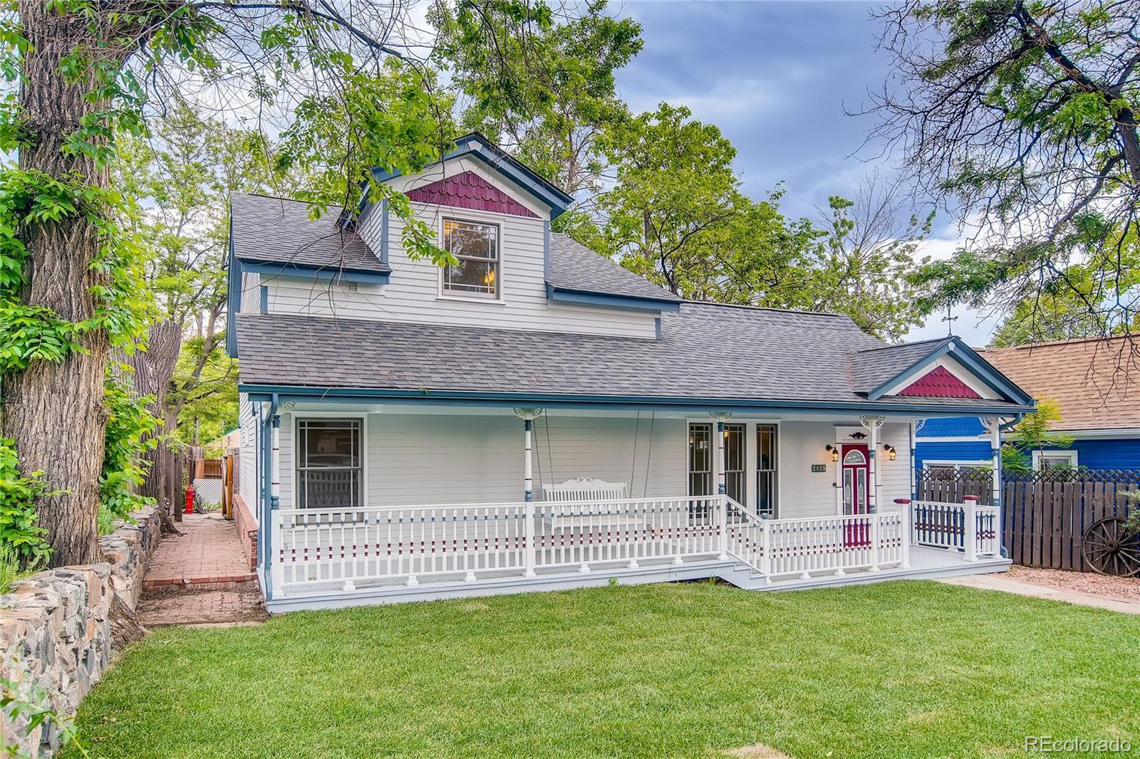 2528 Ames Street, Edgewater, CO 80214 - #: 9857740
