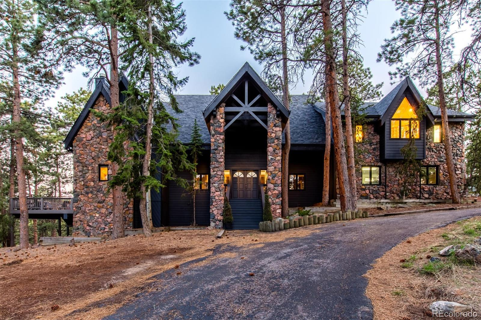 699 Soda Creek Drive, Evergreen, CO 80439 - #: 7893741