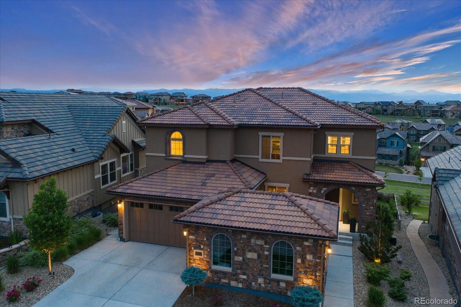 10757 Greycliffe Drive, Highlands Ranch, CO 80126 - #: 9068744