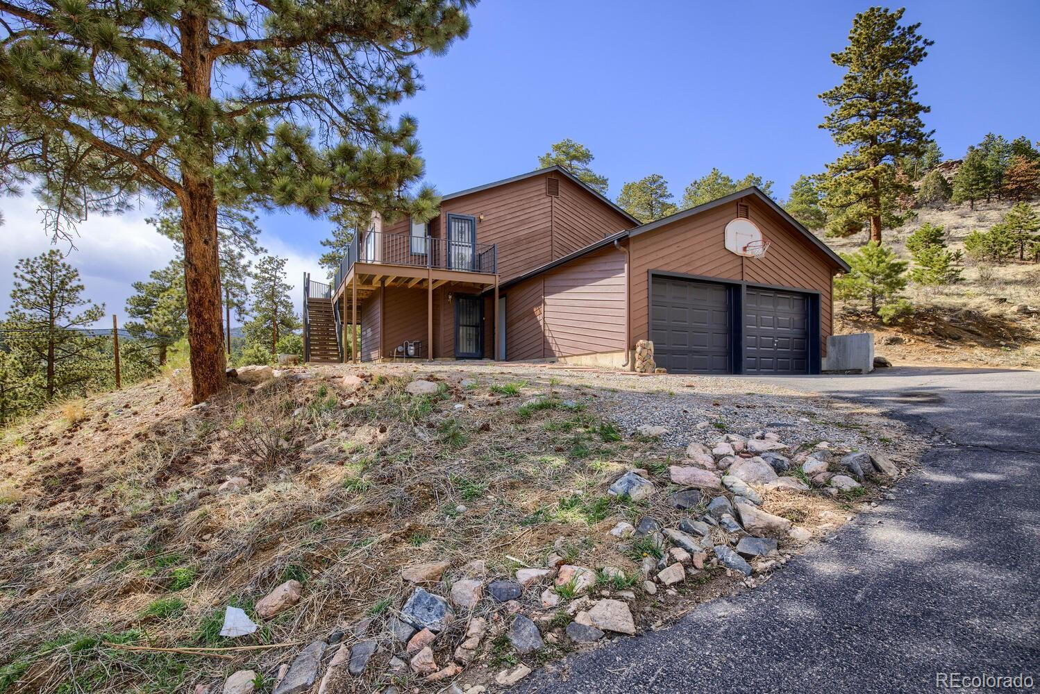 13950 Pine Valley Road, Pine, CO 80470 - #: 5766745