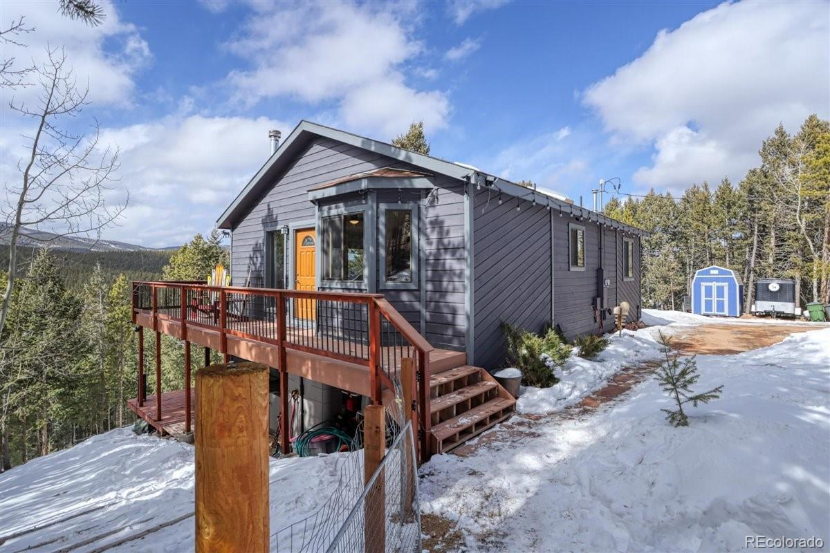 9145 Jill Drive, Conifer, CO 80433 - #: 9375746