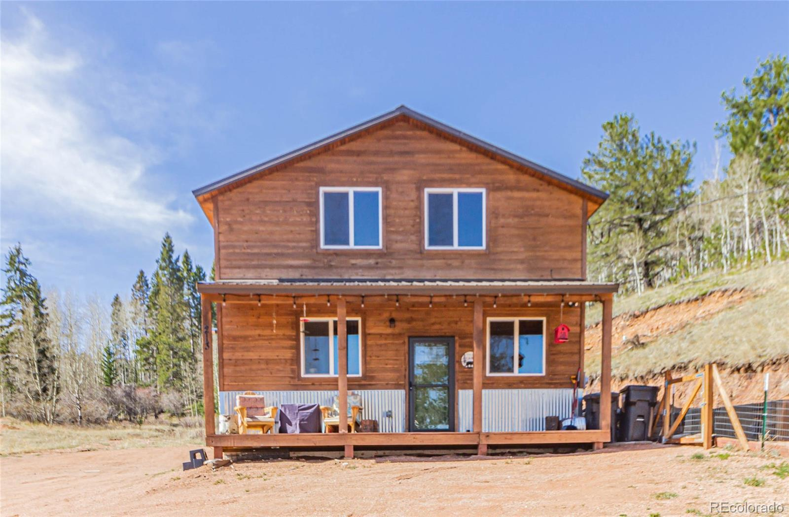 213 Willow Road, Divide, CO 80814 - #: 2759748