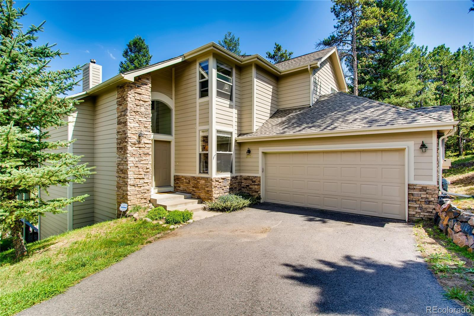 3474 Woodlands Way, Evergreen, CO 80439 - #: 8765749