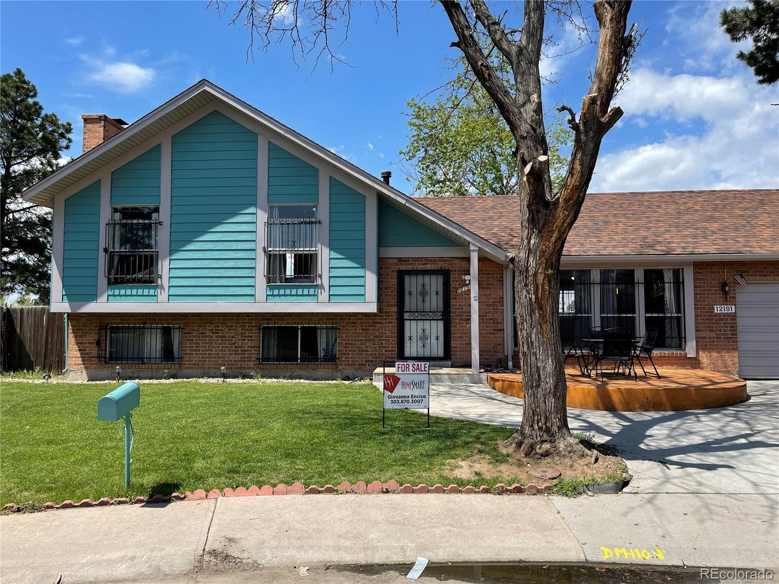 12191 E Stoll Place, Denver, CO 80239 - MLS#: 7490752
