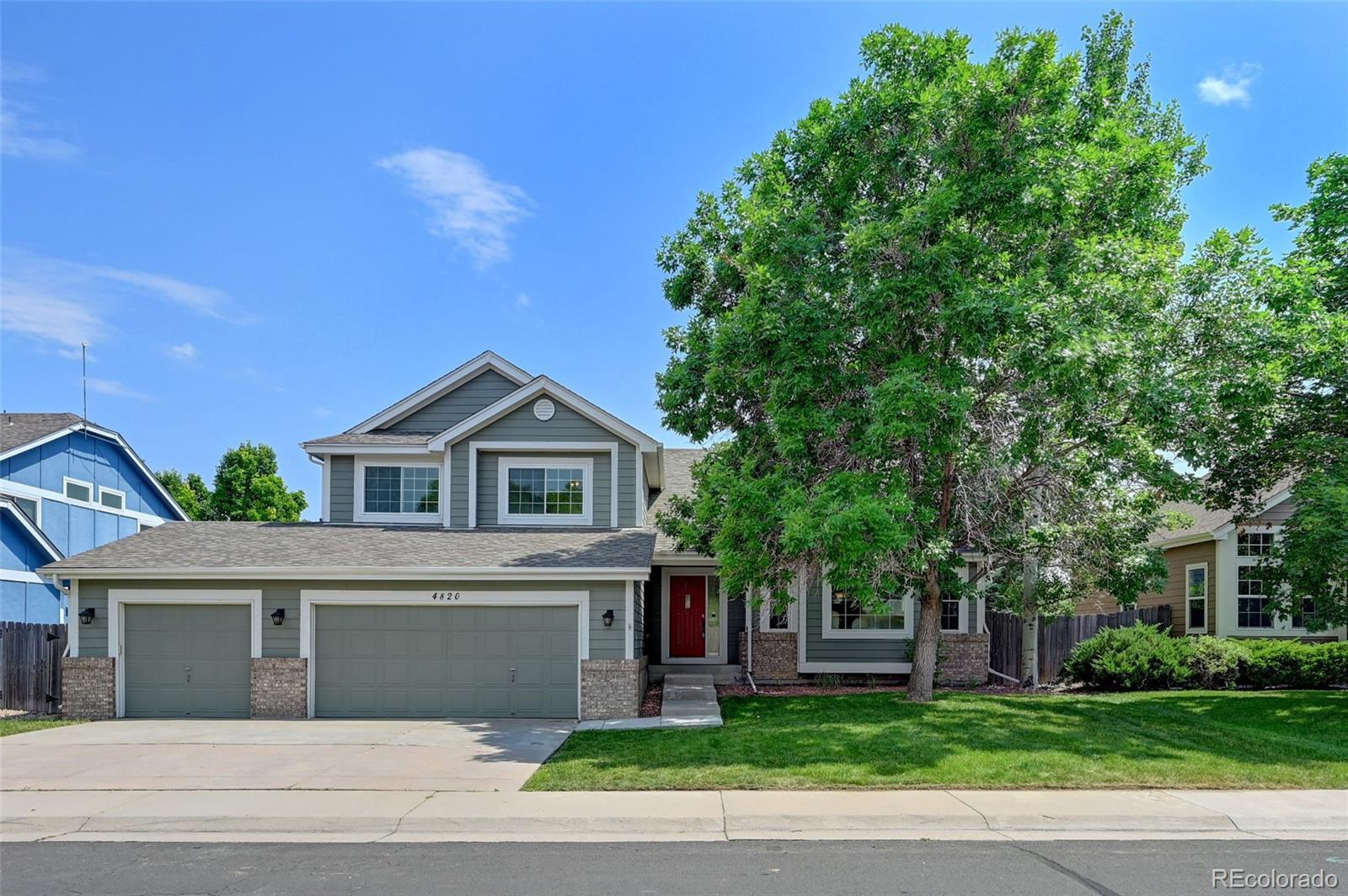 4820 W 127th Place, Broomfield, CO 80020 - #: 7990758