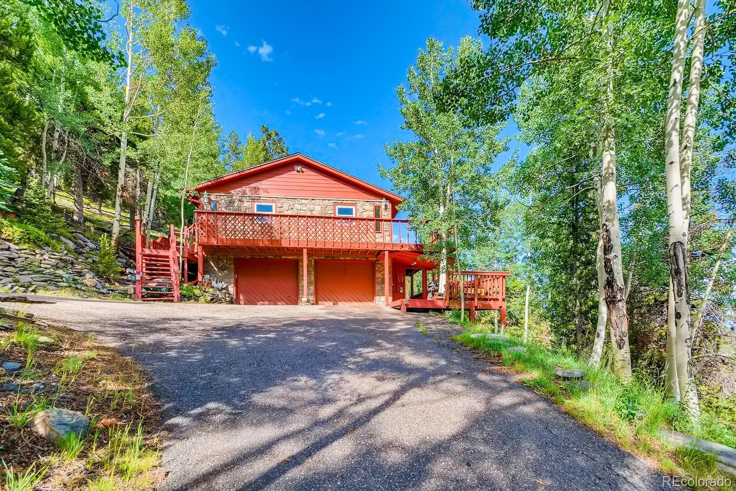 341 Lodgepole Drive, Evergreen, CO 80439 - #: 2862760
