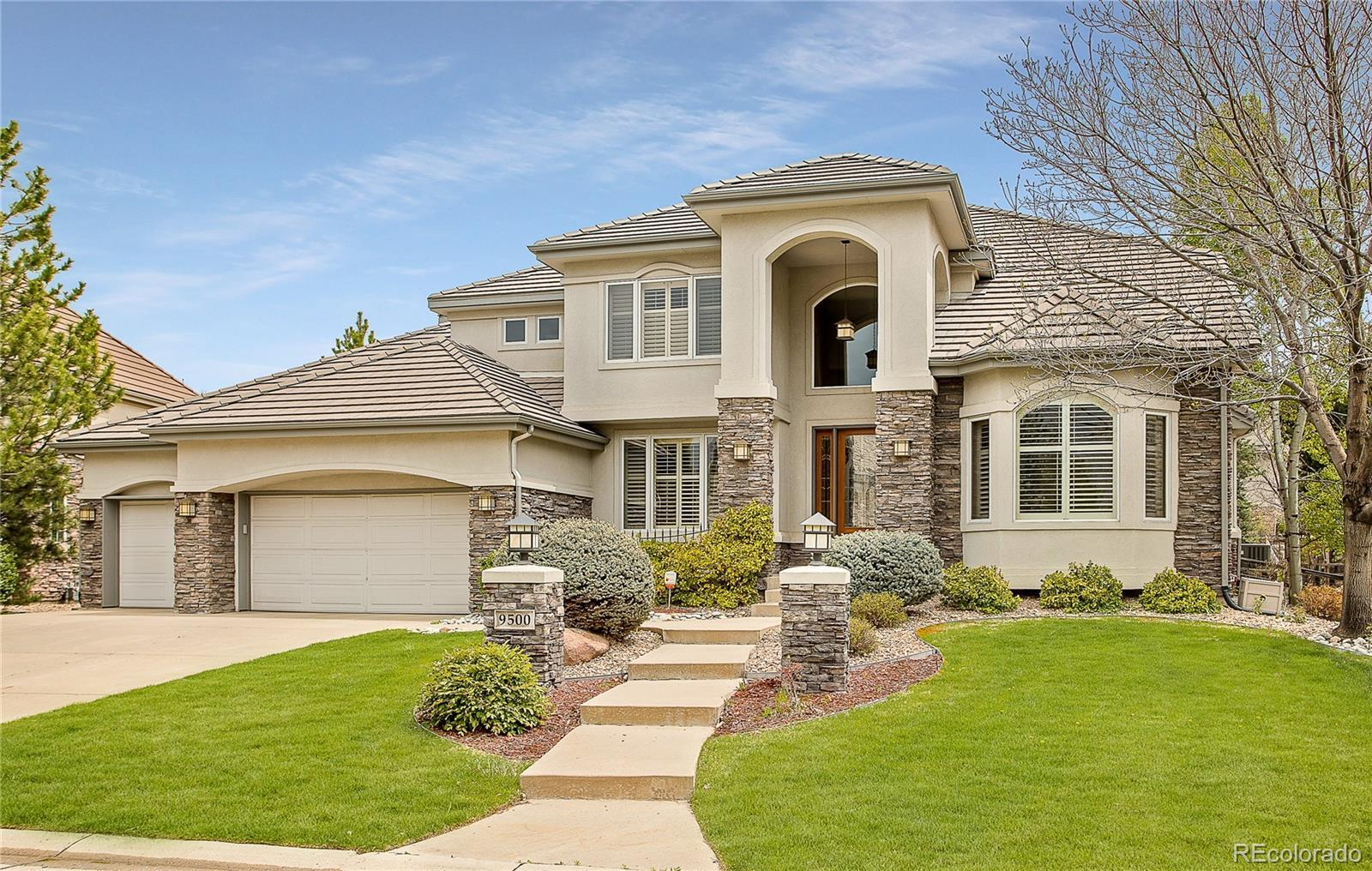 9500 S Shadow Hill Circle, Lone Tree, CO 80124 - #: 4114761