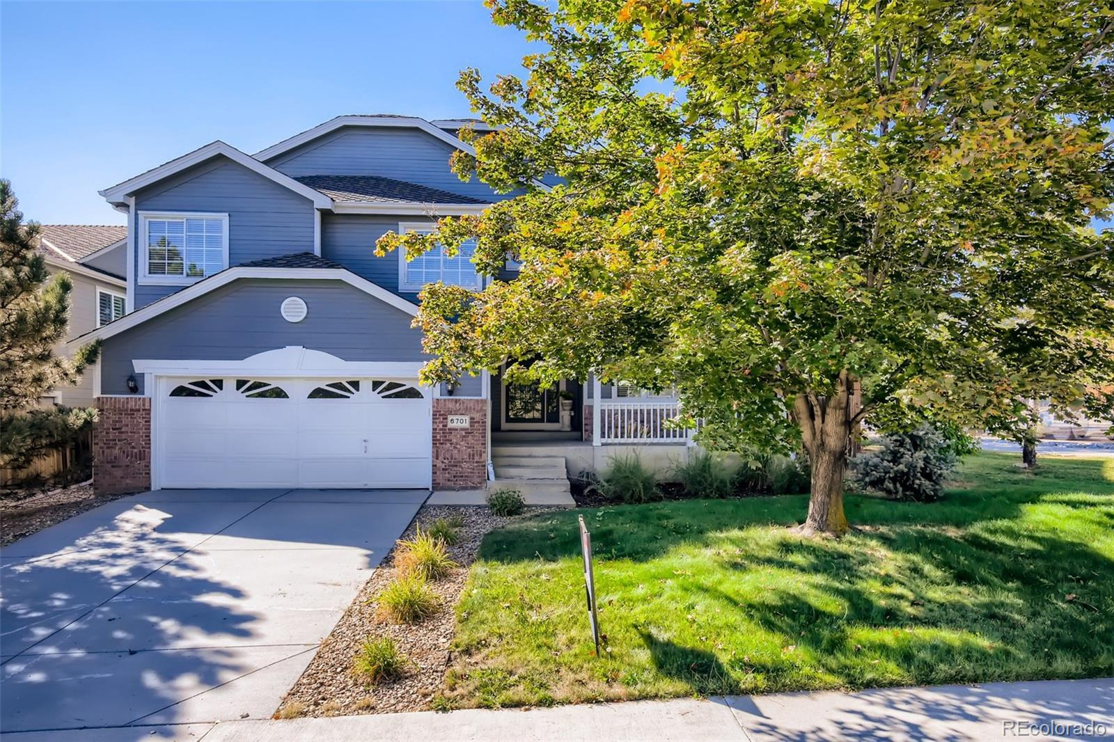 6701 S Newcombe Way, Littleton, CO 80127 - MLS#: 4852767