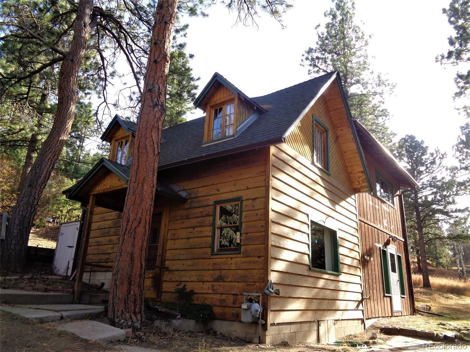 4963 White House Trail, Evergreen, CO 80439 - #: 5713767