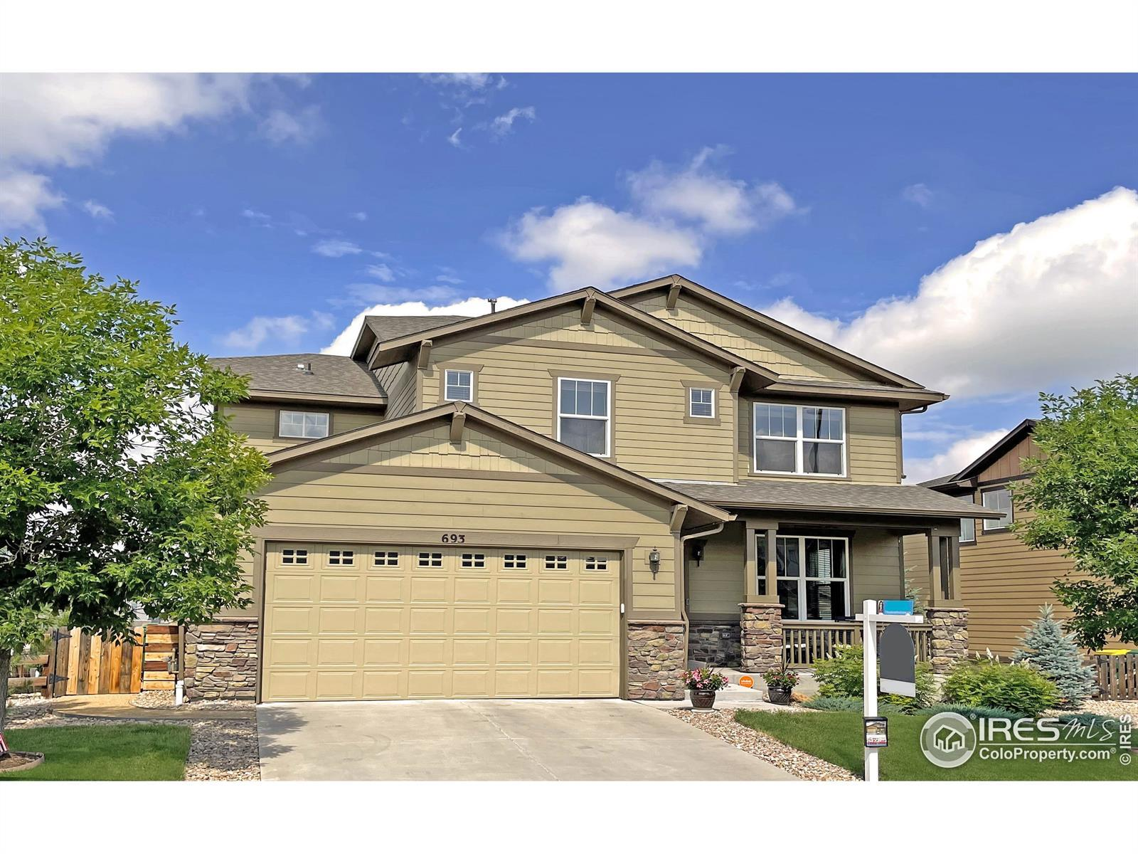 693 Fossil Bed Circle, Erie, CO 80516 - #: IR942767