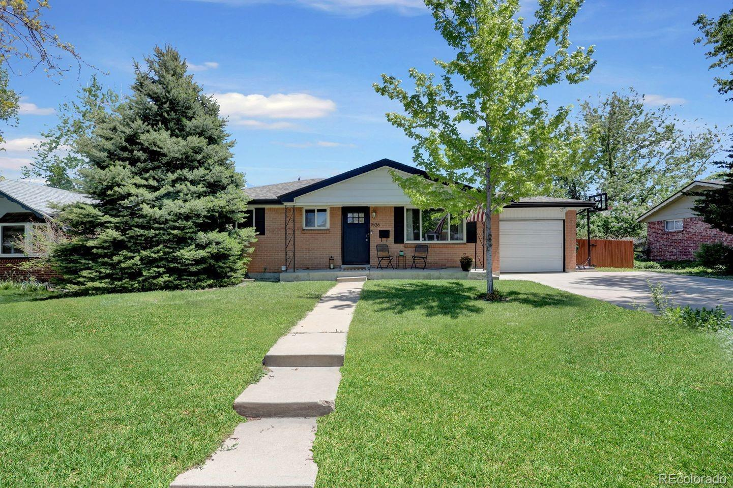 1536 S Dover Court, Lakewood, CO 80232 - #: 6769768