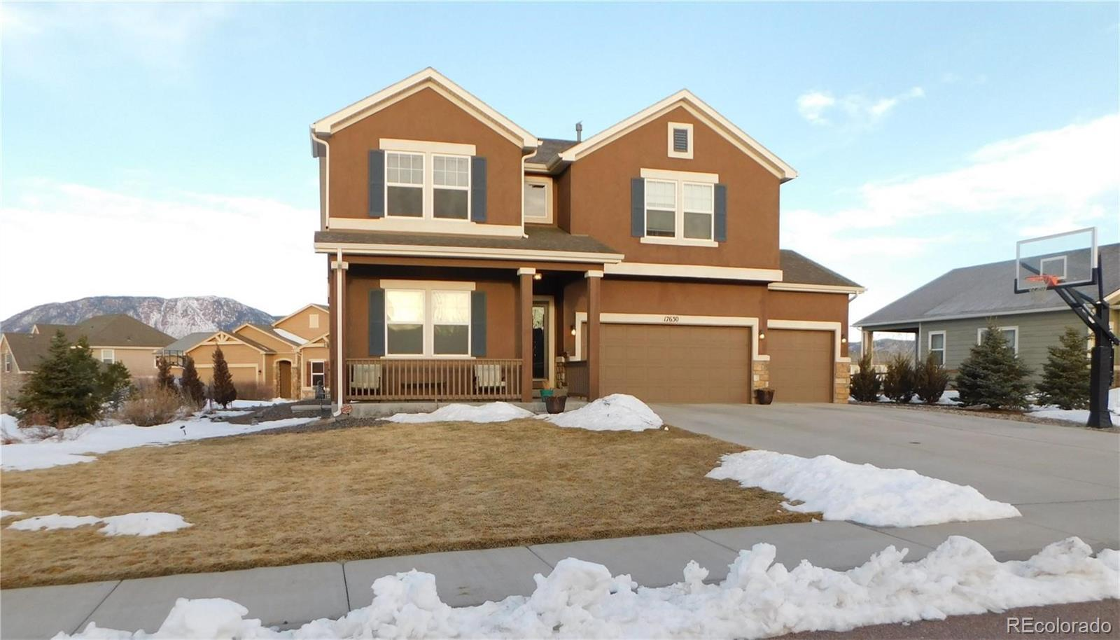 17630 Water Flume Way, Monument, CO 80132 - MLS#: 1577769