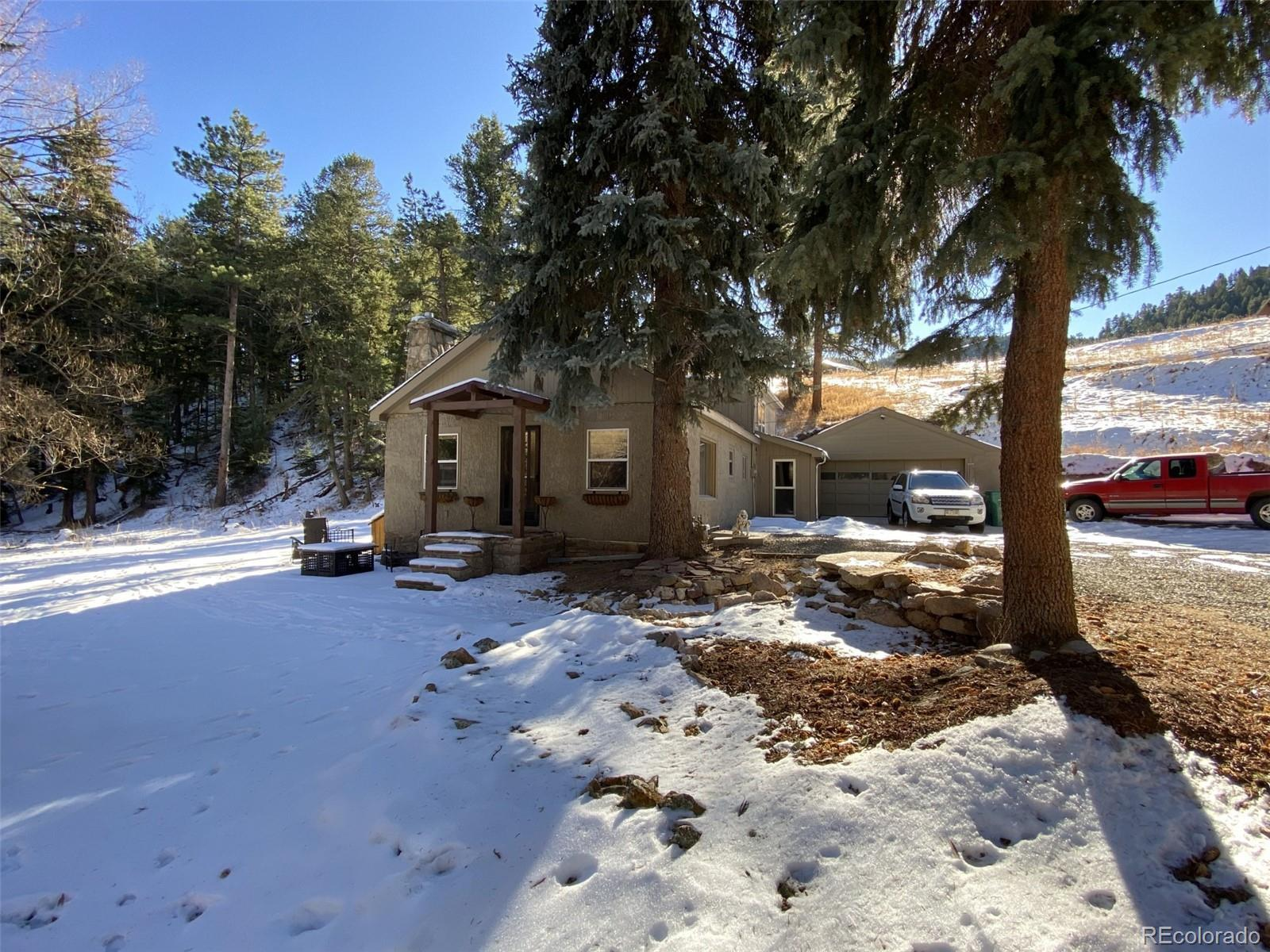 5145 Parmalee Gulch Road, Indian Hills, CO 80454 - #: 4517769