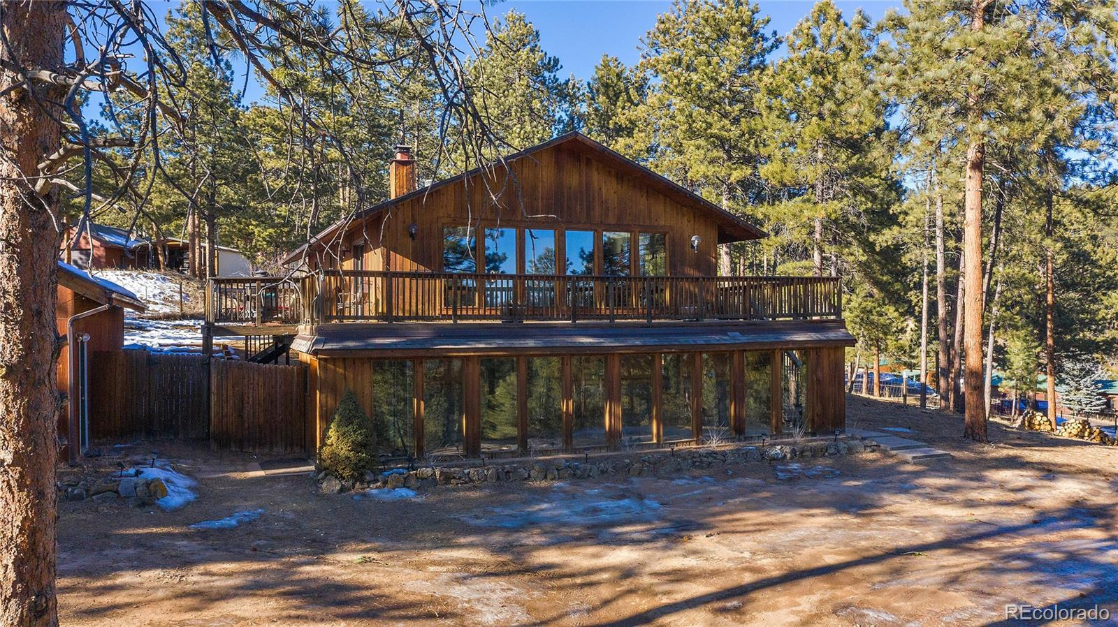 27393 Pine Valley Drive, Evergreen, CO 80439 - #: 7609770