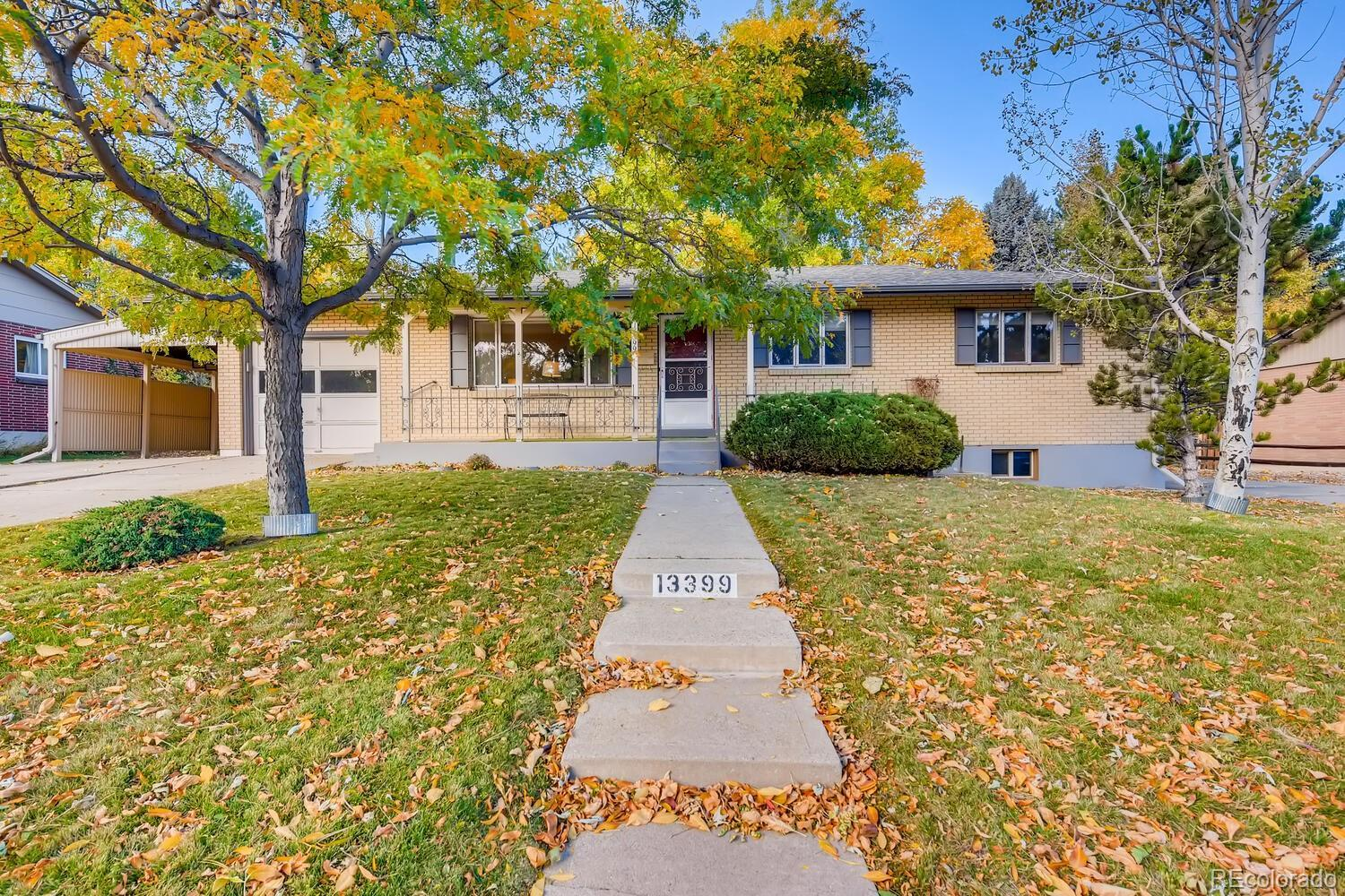 13399 W 23rd Place, Golden, CO 80401 - #: 5819773