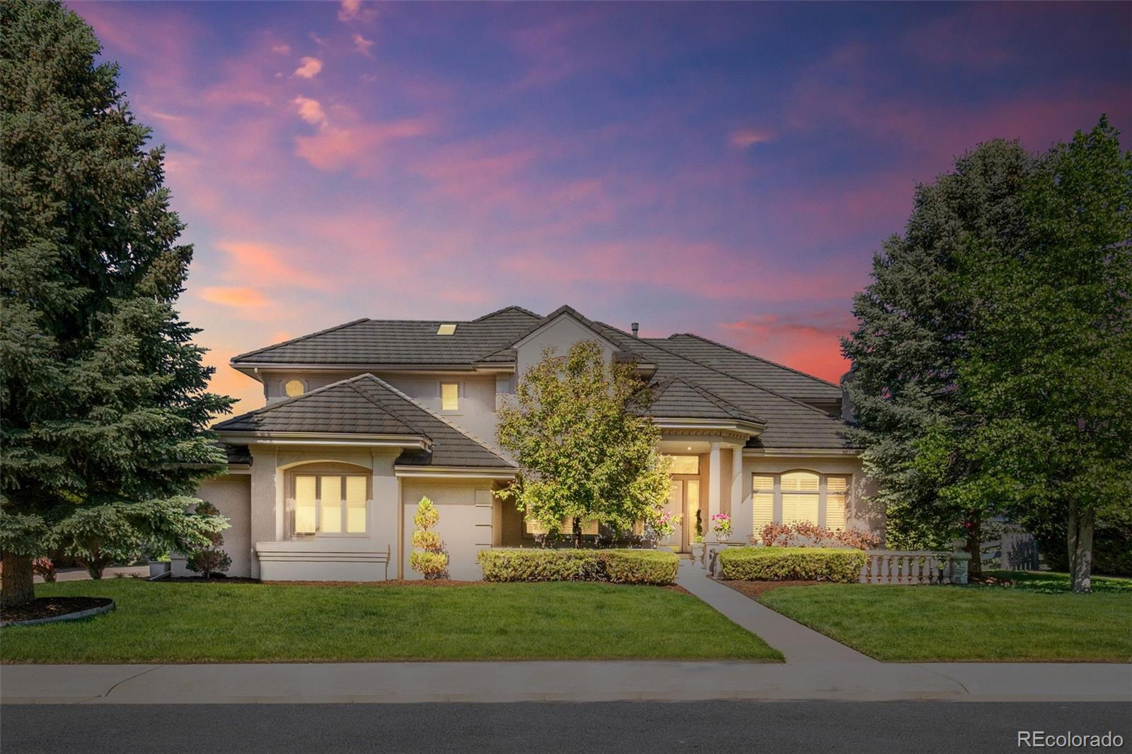 12 Red Tail Drive, Highlands Ranch, CO 80126 - #: 3807775