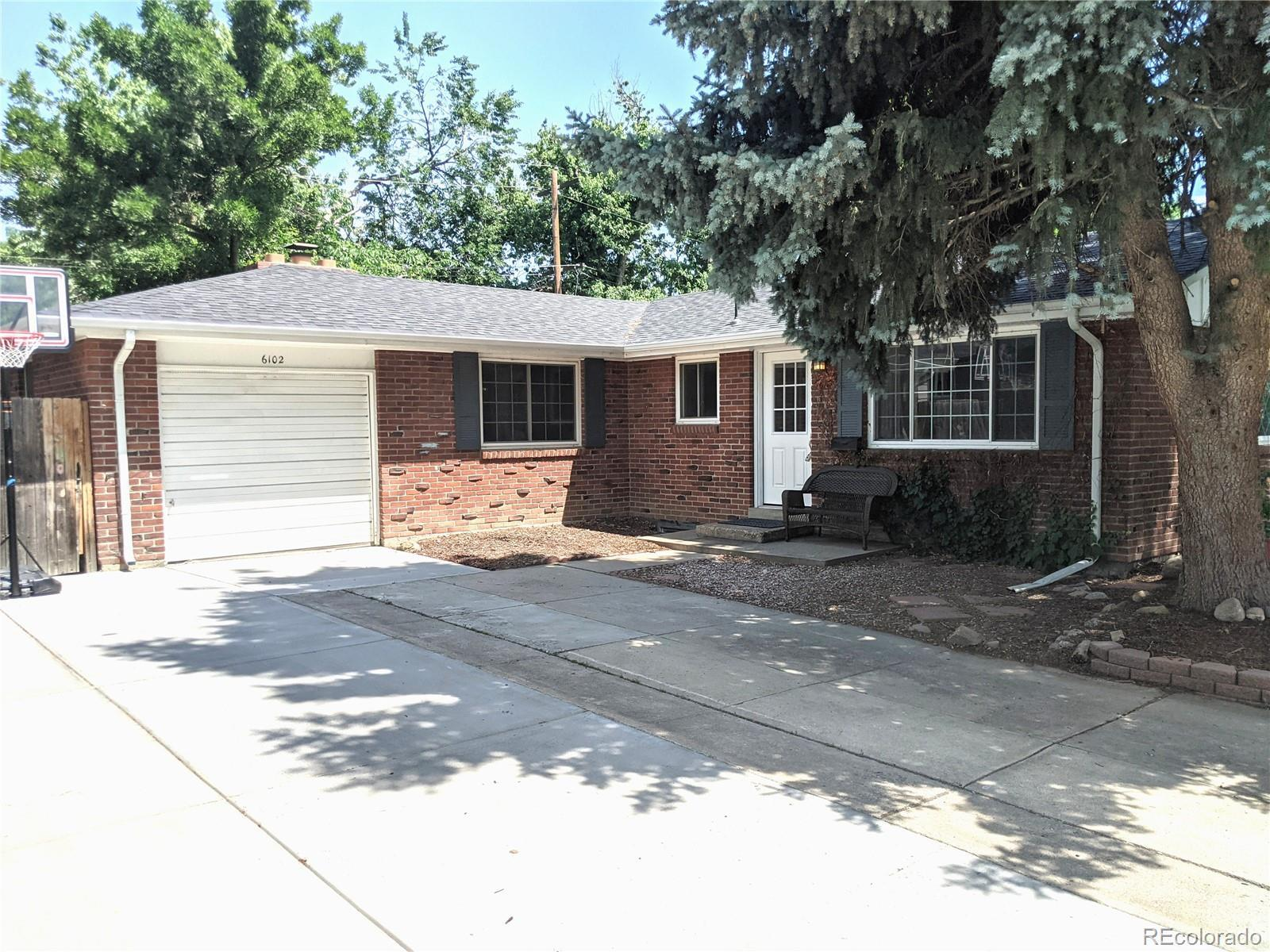 6102 Dudley Court, Arvada, CO 80004 - #: 5555775