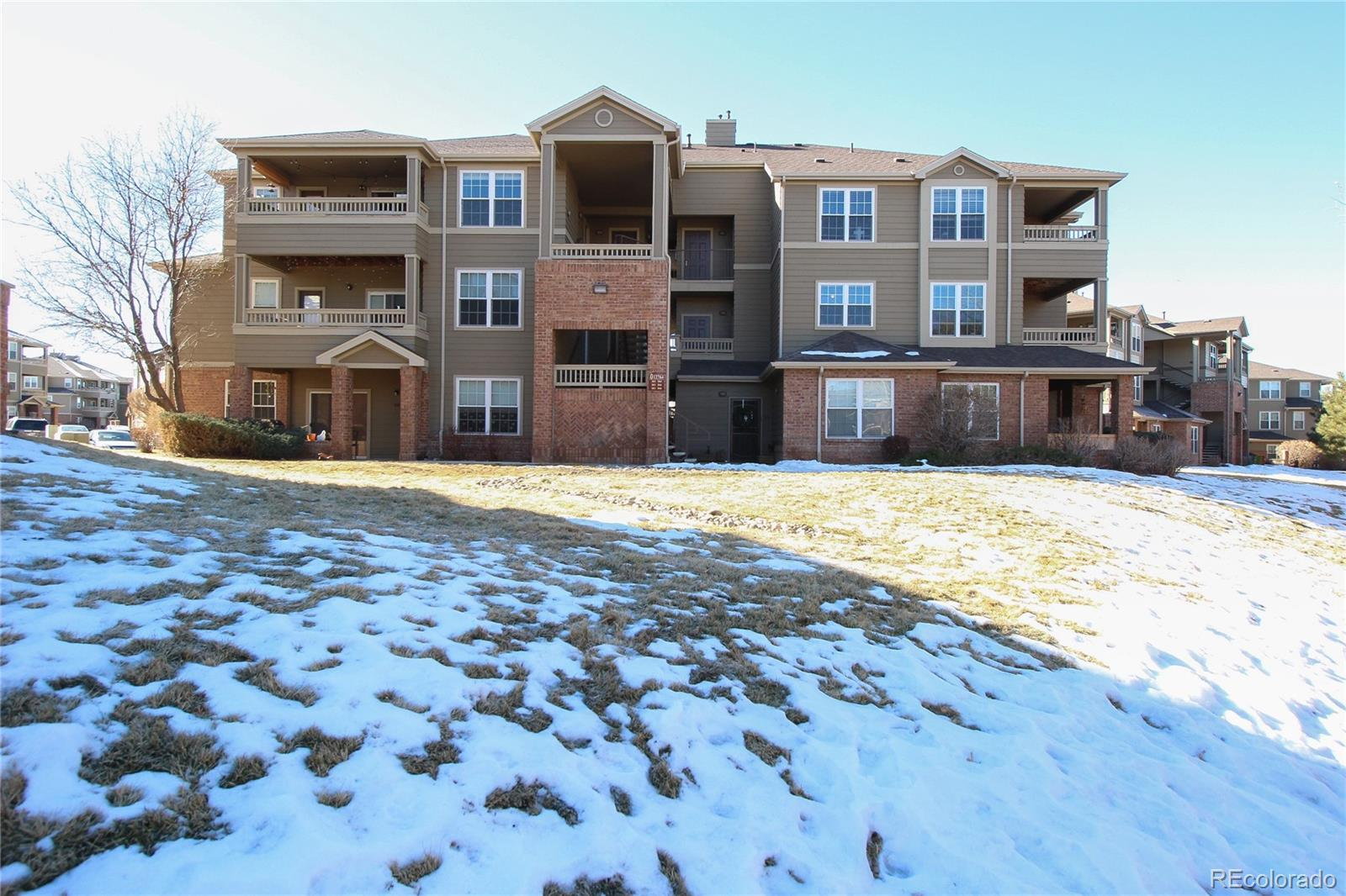 12764 Ironstone Way #204, Parker, CO 80134 - #: 8265776