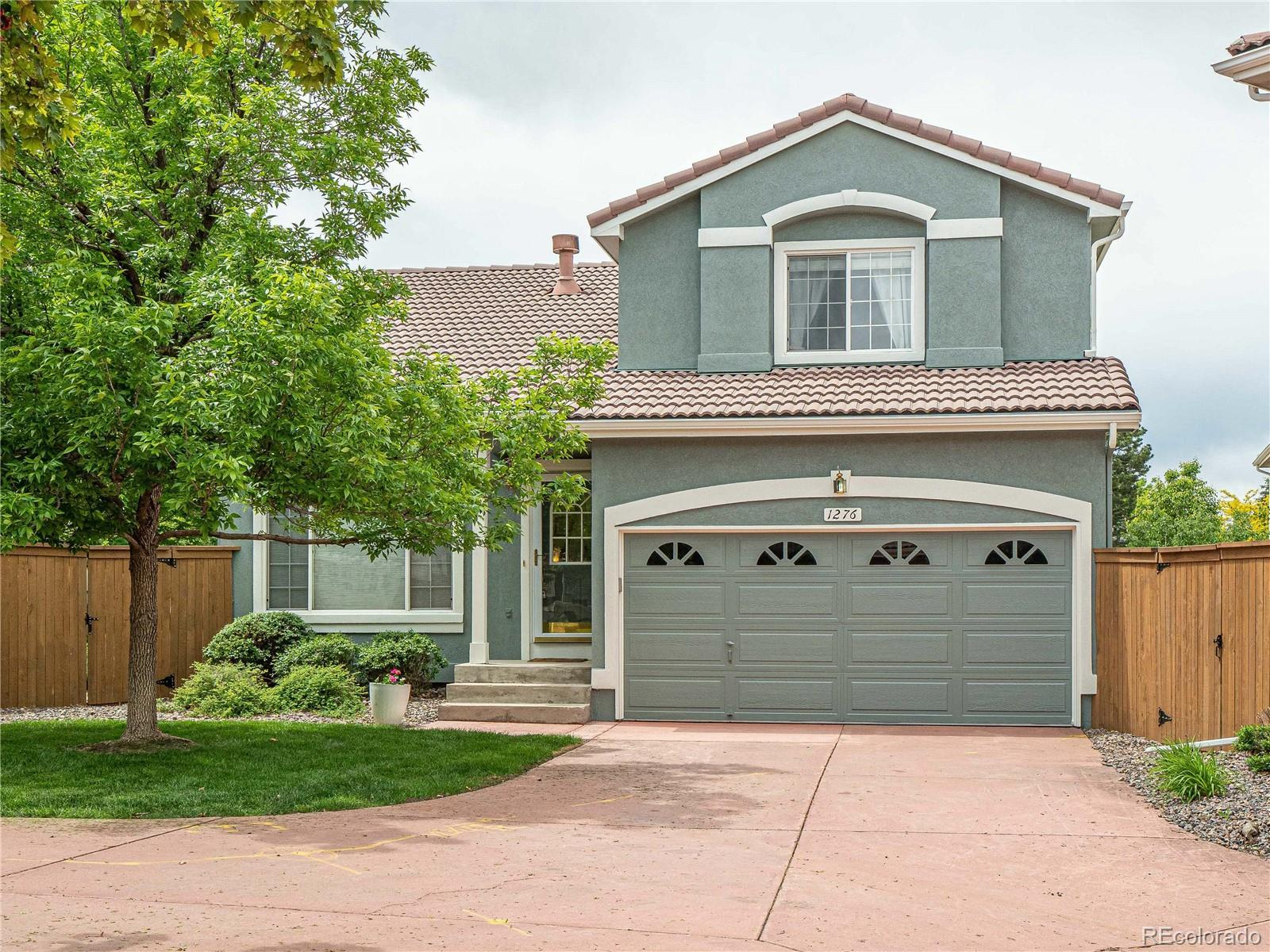 1276 Braewood Avenue, Highlands Ranch, CO 80129 - #: 9783776