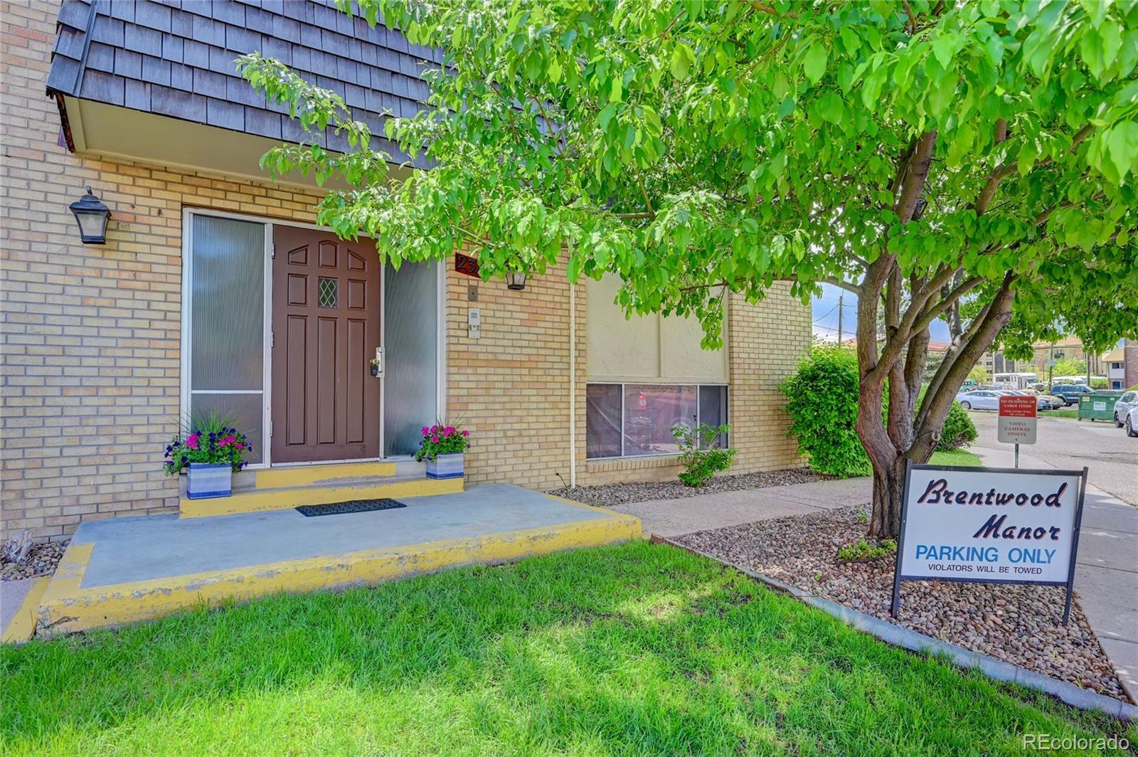 234 S Brentwood Street #206, Lakewood, CO 80226 - #: 5064777