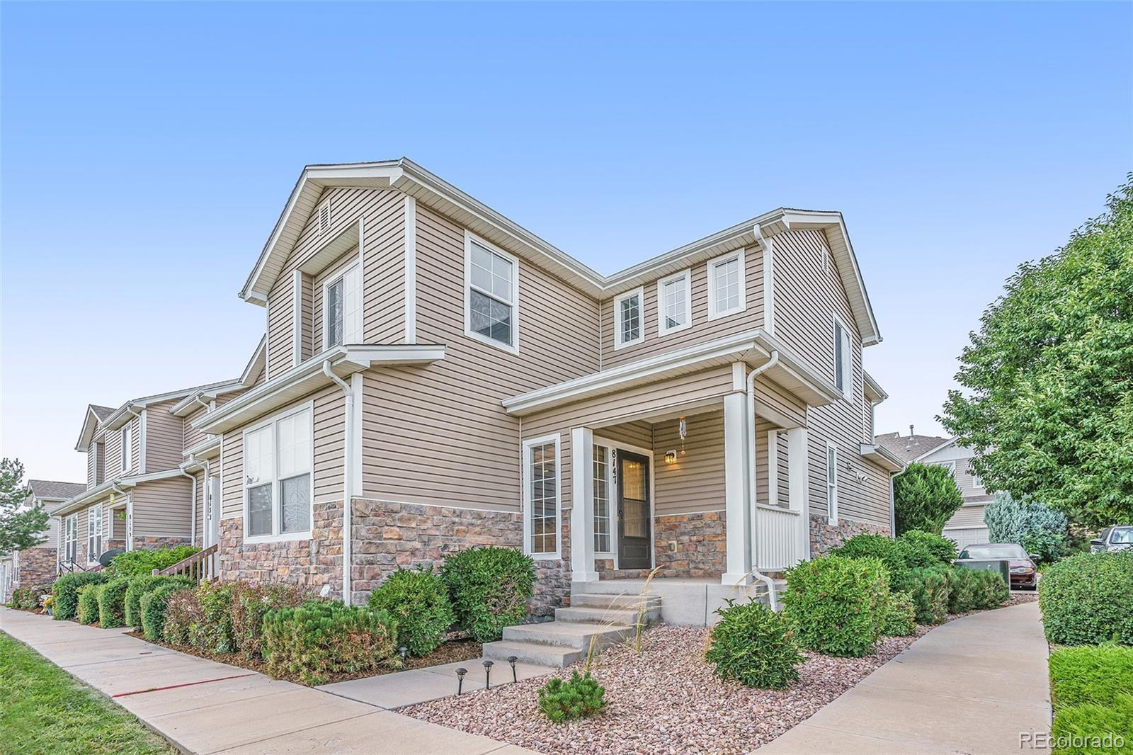 8147 Elk River View, Fountain, CO 80817 - #: 9548780