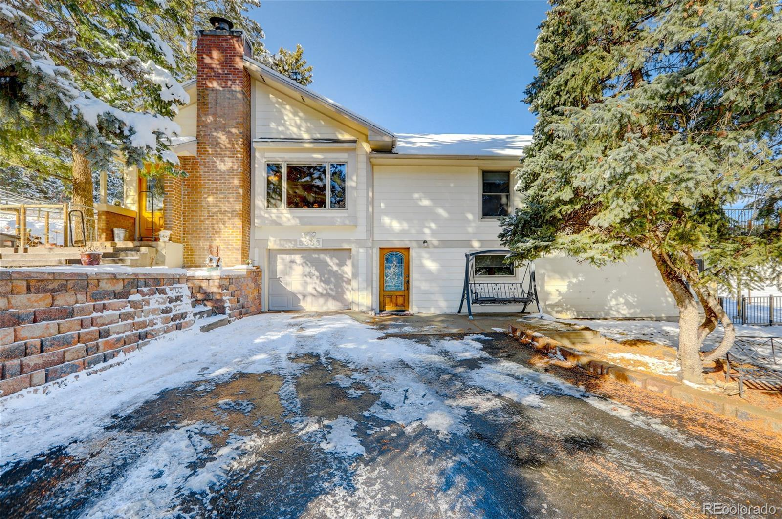 5353 Giant Gulch Road, Indian Hills, CO 80454 - #: 4914782