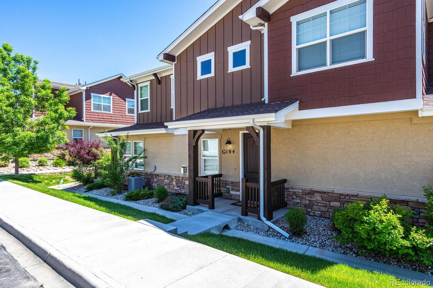 5851 Dripping Rock Lane #104, Fort Collins, CO 80528 - #: 3599784