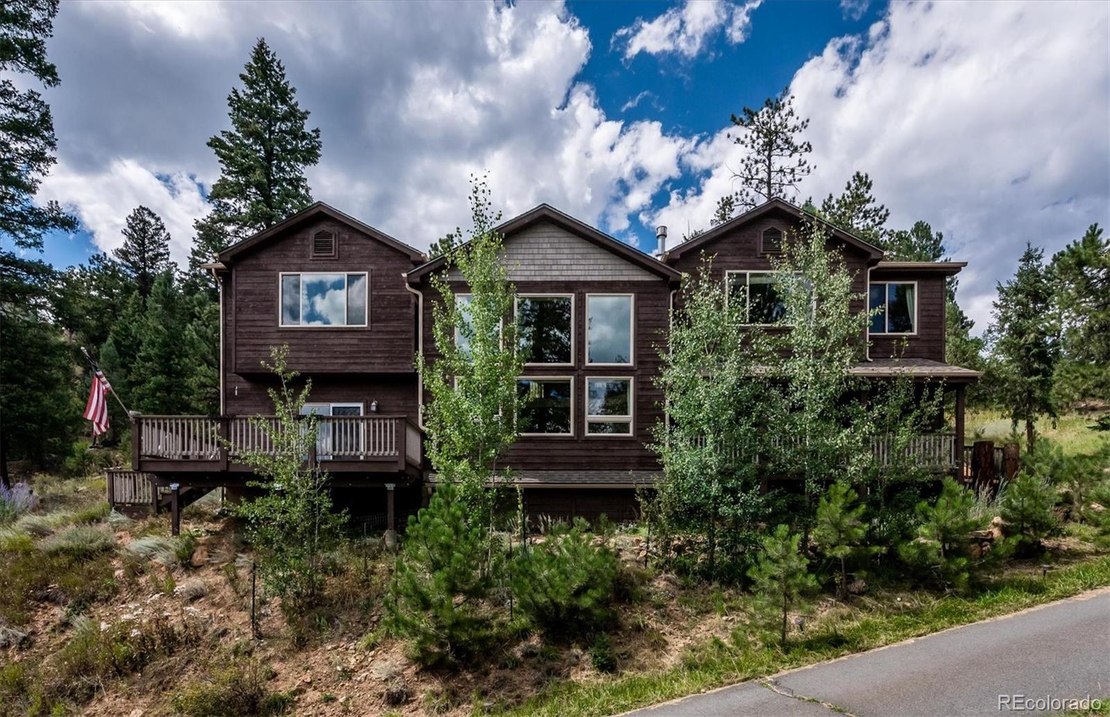6974 Sprucedale Parkway, Evergreen, CO 80439 - #: 4610785