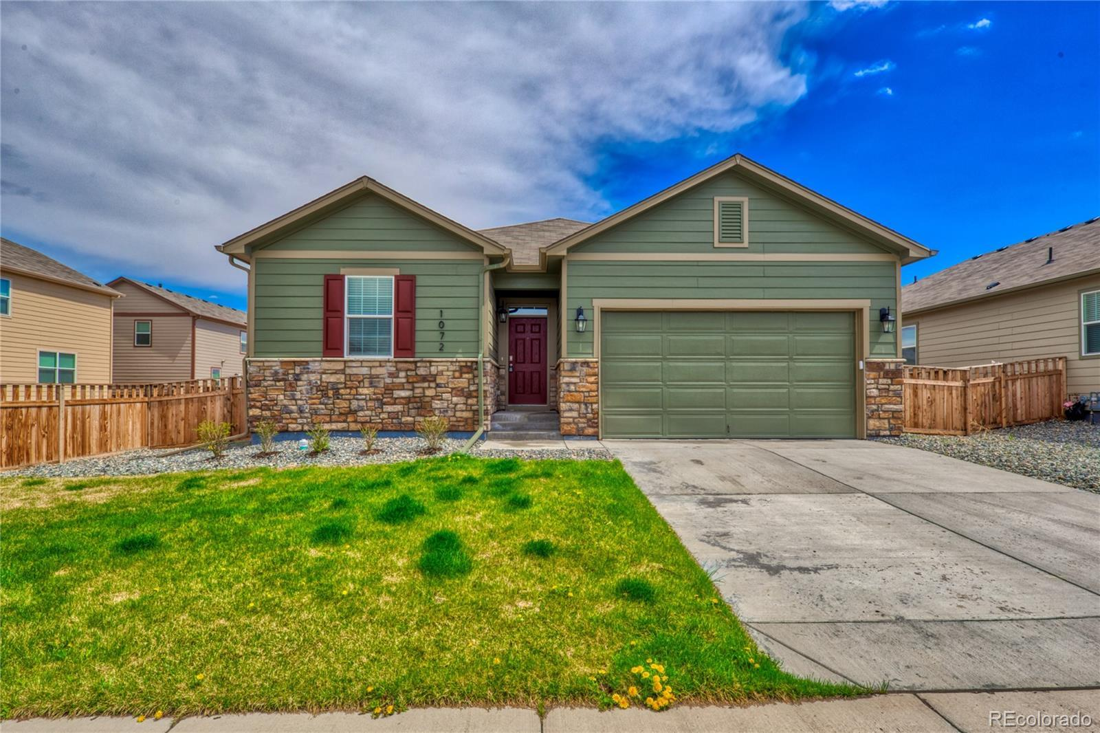 1072 Cable Street, Lochbuie, CO 80603 - #: 9513790