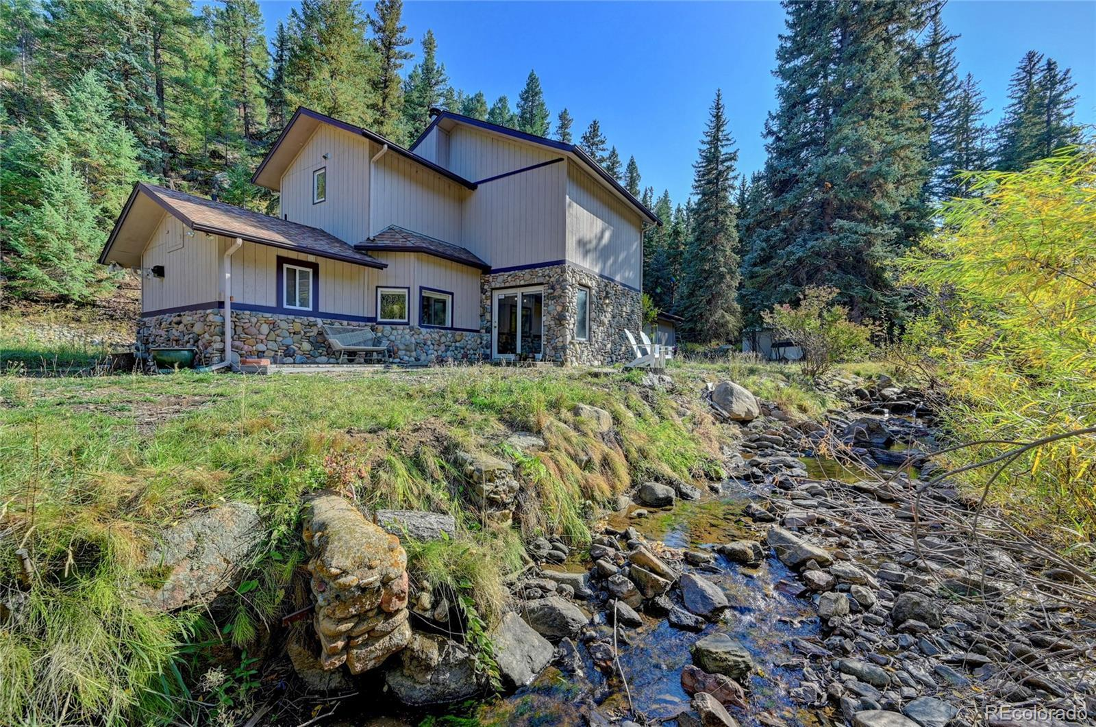 6866 S Brook Forest Road, Evergreen, CO 80439 - #: 4942794
