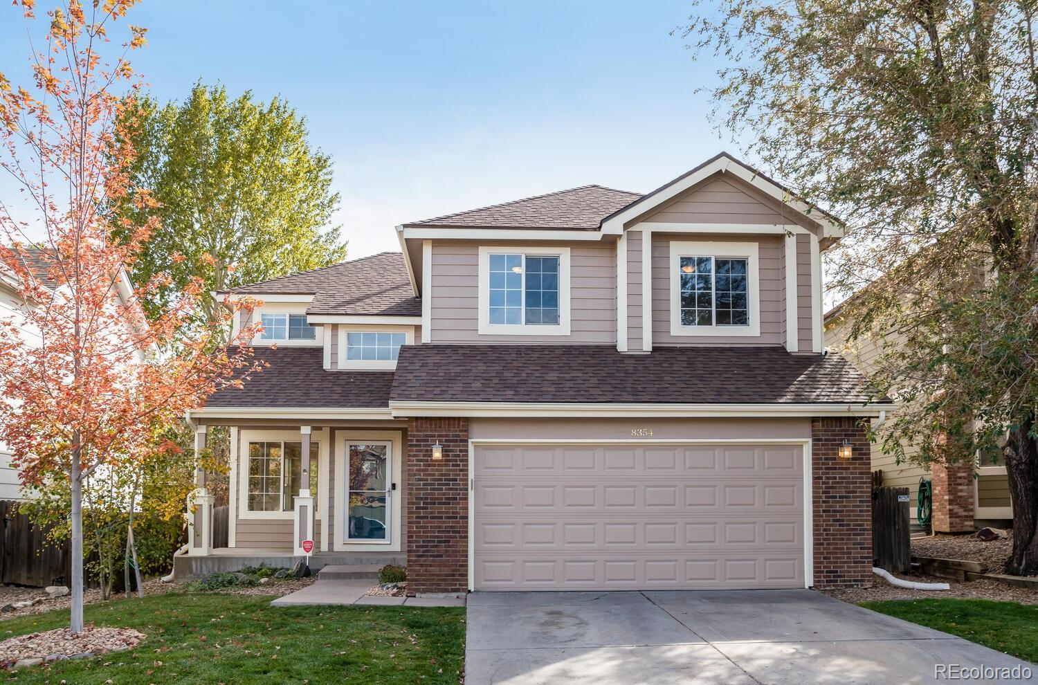 8354 Dove Ridge Way, Parker, CO 80134 - #: 9927794