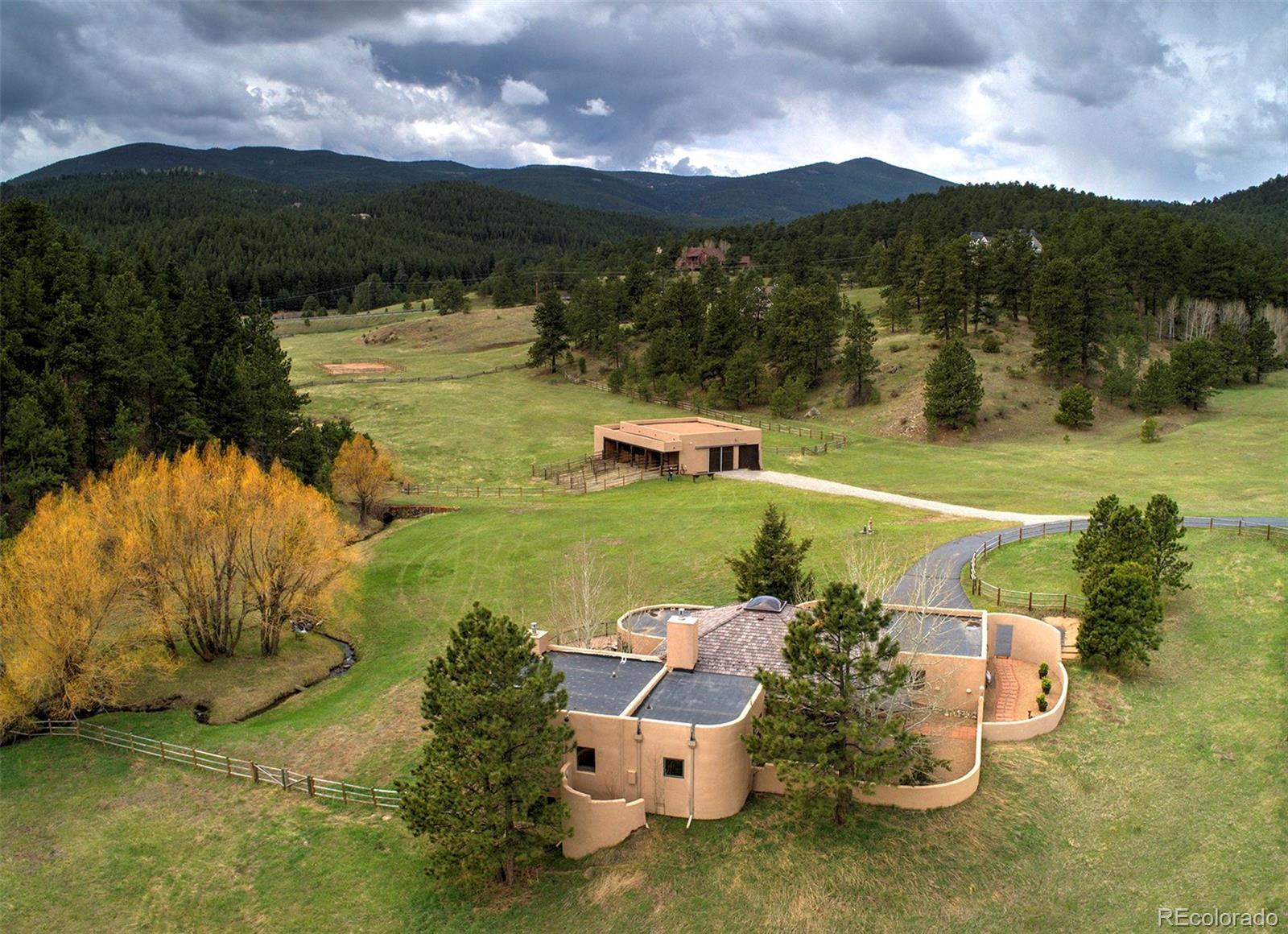 446 Meadow Vista Drive, Evergreen, CO 80439 - #: 5925796
