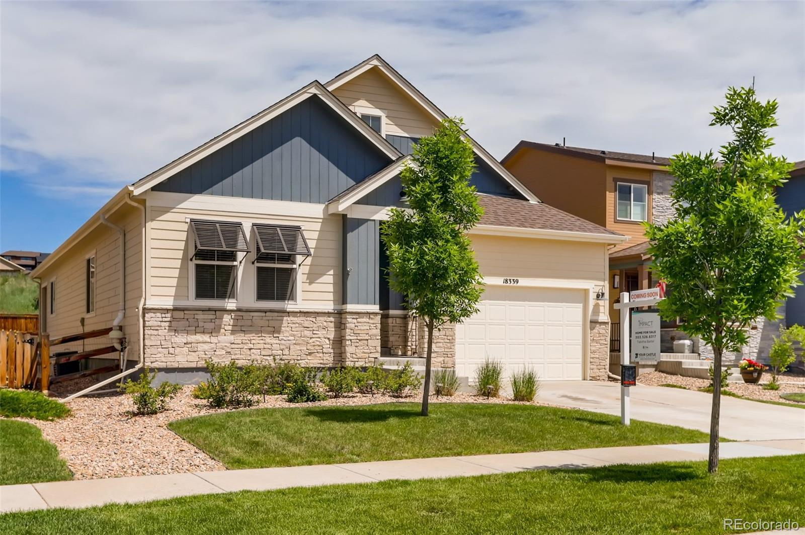 18339 W 84th Place, Arvada, CO 80007 - #: 8784797
