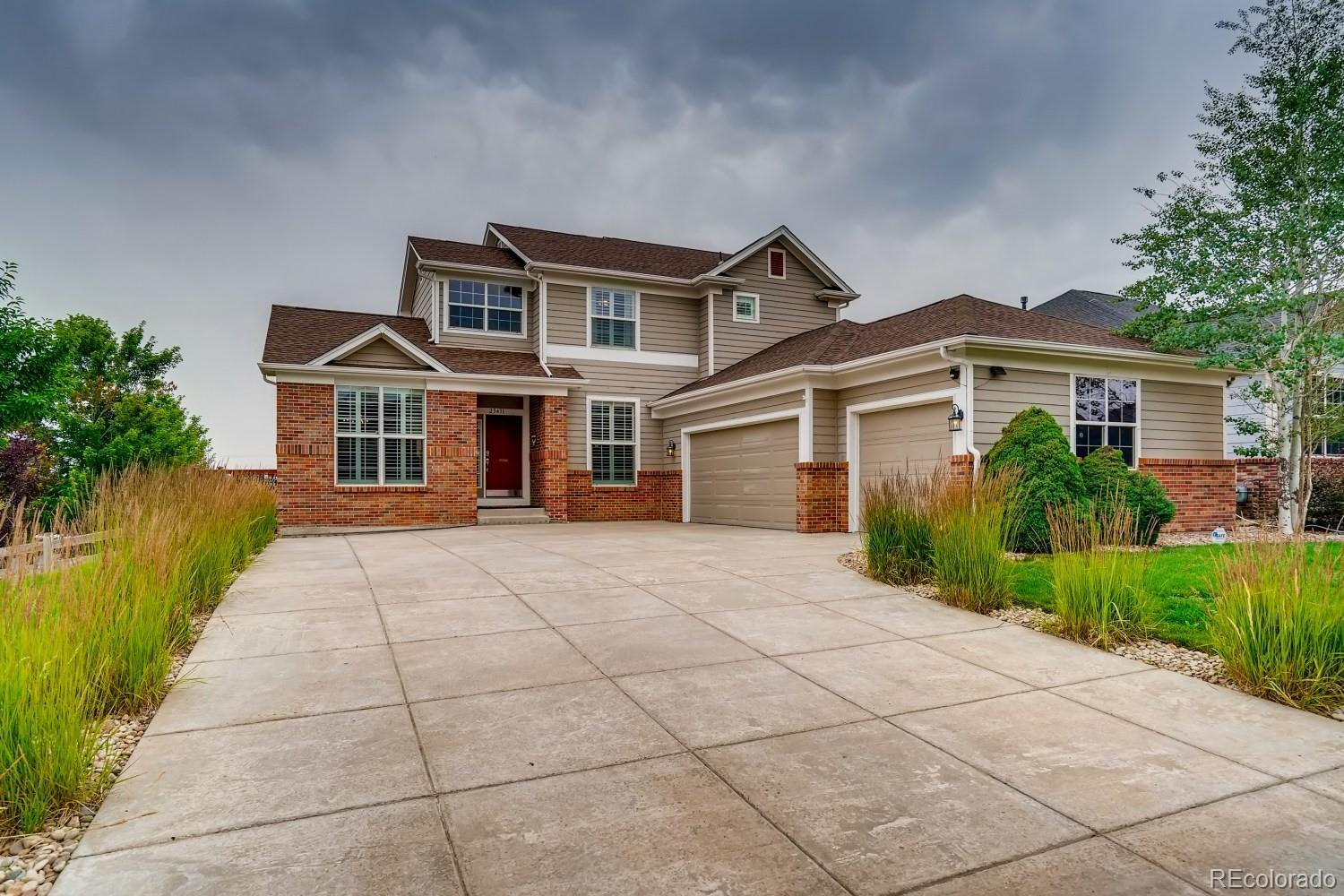 23431 E Holly Hills Way, Parker, CO 80138 - #: 2809798