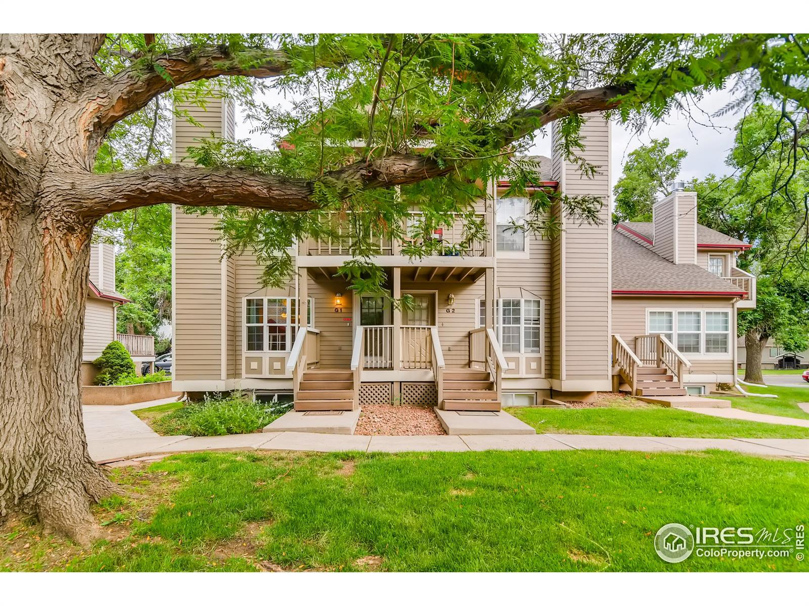 2828 Silverplume Drive #G1, Fort Collins, CO 80526 - #: IR946798