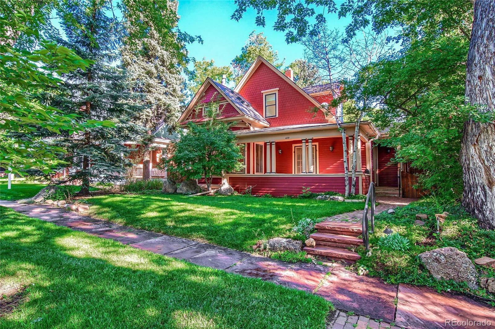 429 Highland Avenue, Boulder, CO 80302 - #: 5612800