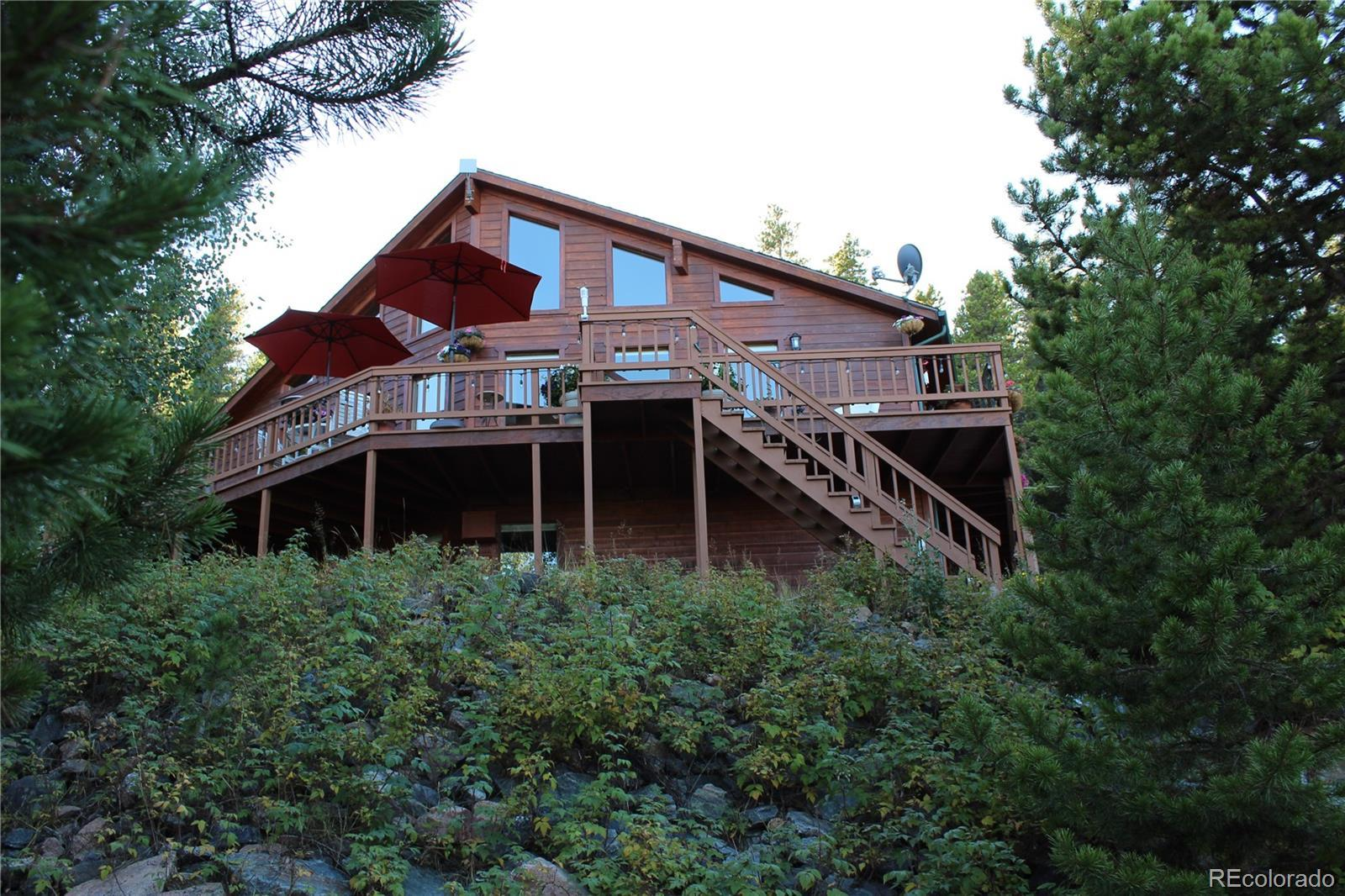 31358 Conifer Mountain Drive, Conifer, CO 80433 - #: 9839800
