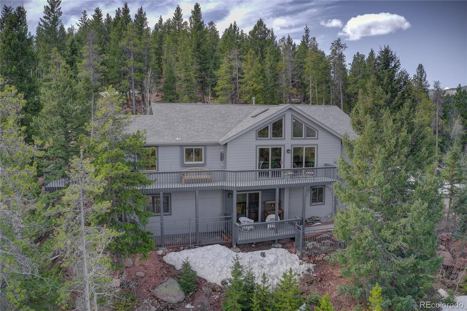 6882 Snowshoe Trail, Evergreen, CO 80439 - #: 7928802
