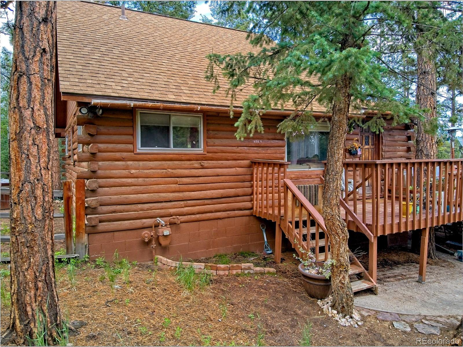 33775 Lutes Road, Pine, CO 80470 - #: 8038802