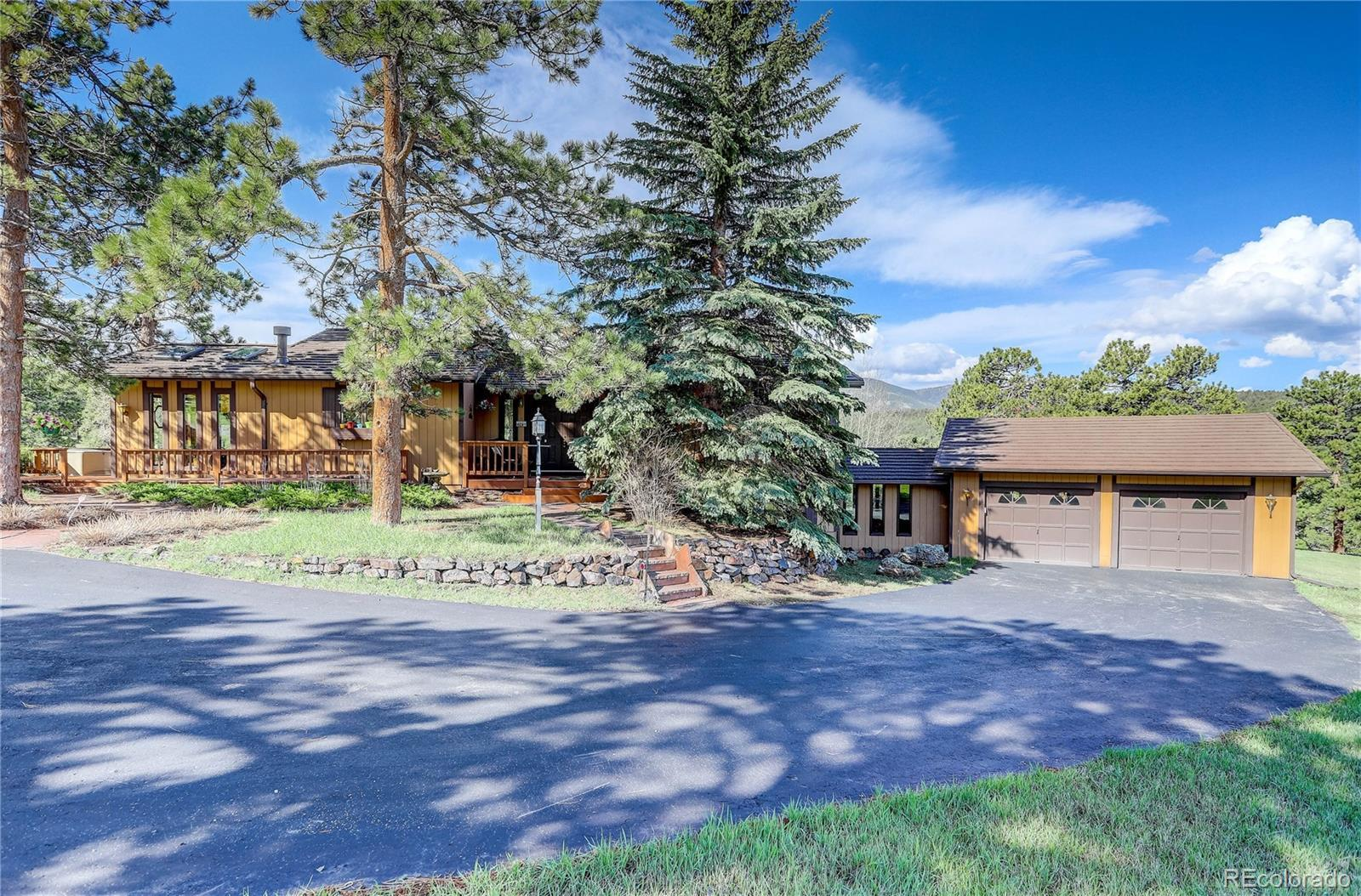 8041 Grizzly Way, Evergreen, CO 80439 - #: 7626803