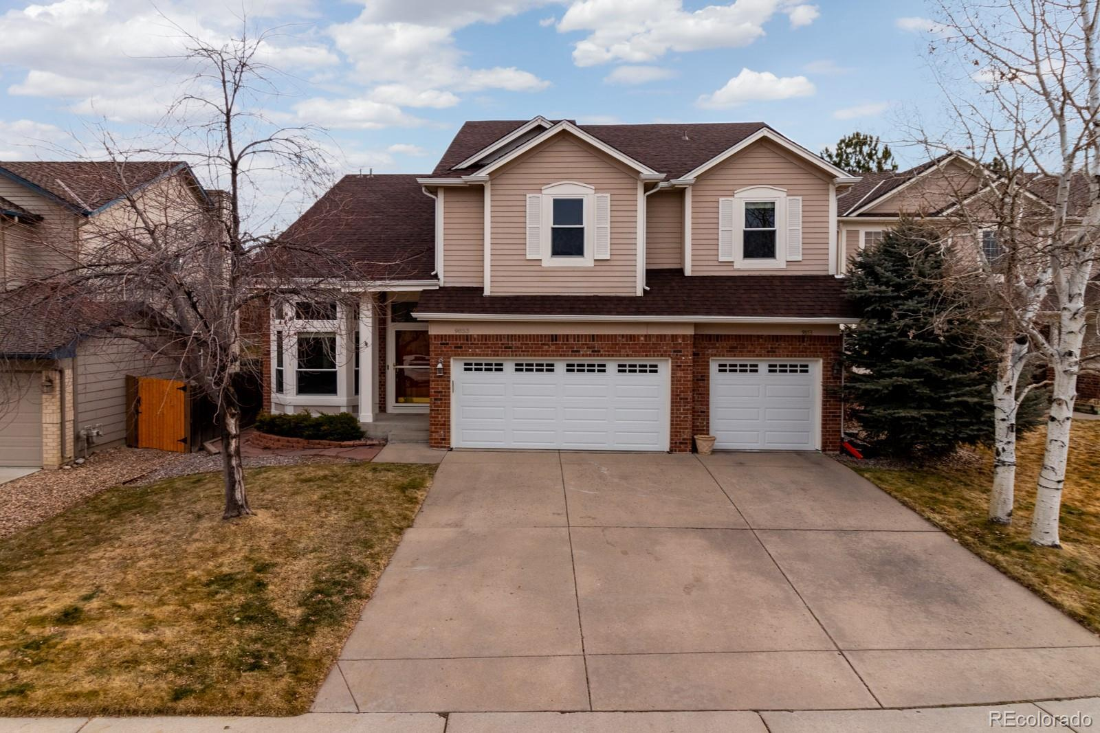 9853 Cypress Point Circle, Lone Tree, CO 80124 - #: 2296807