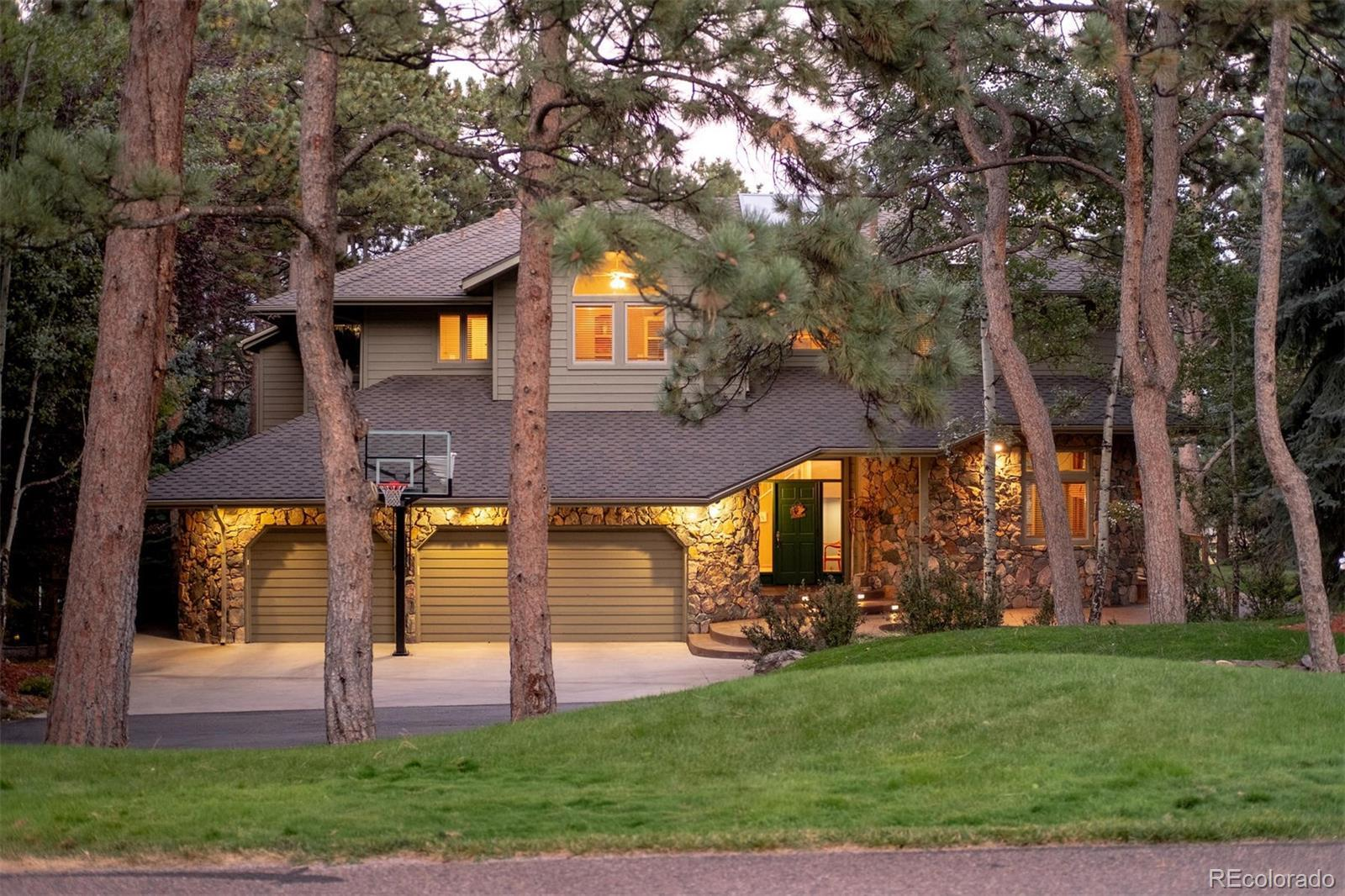 2176 Island Point, Evergreen, CO 80439 - #: 5676813