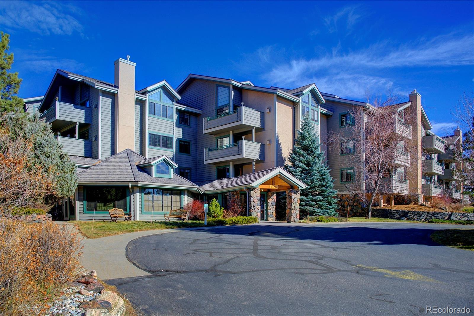 31719 Rocky Village Drive #313, Evergreen, CO 80439 - #: 5586823