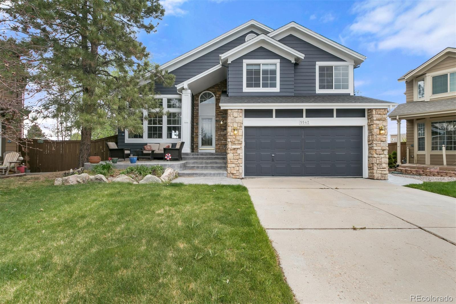 5542 Wickerdale Place, Highlands Ranch, CO 80130 - #: 5686823