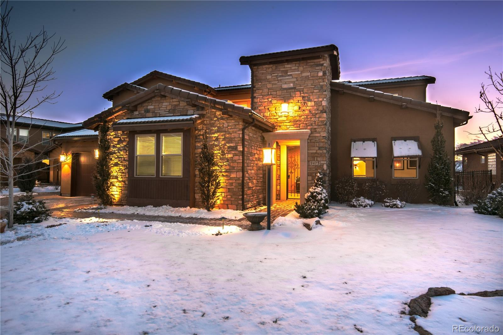 9475 Winding Hill Way, Lone Tree, CO 80124 - #: 5768823