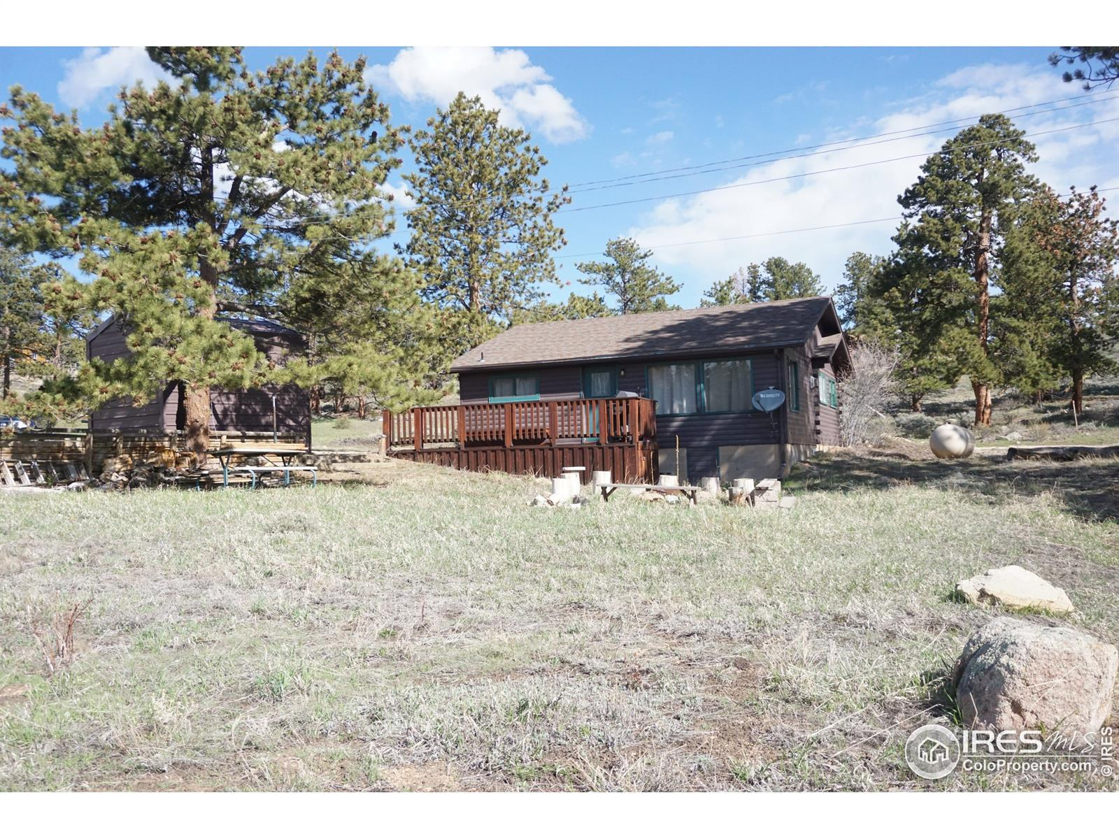 110 Lone Pine Court, Red Feather Lakes, CO 80545 - #: IR940823