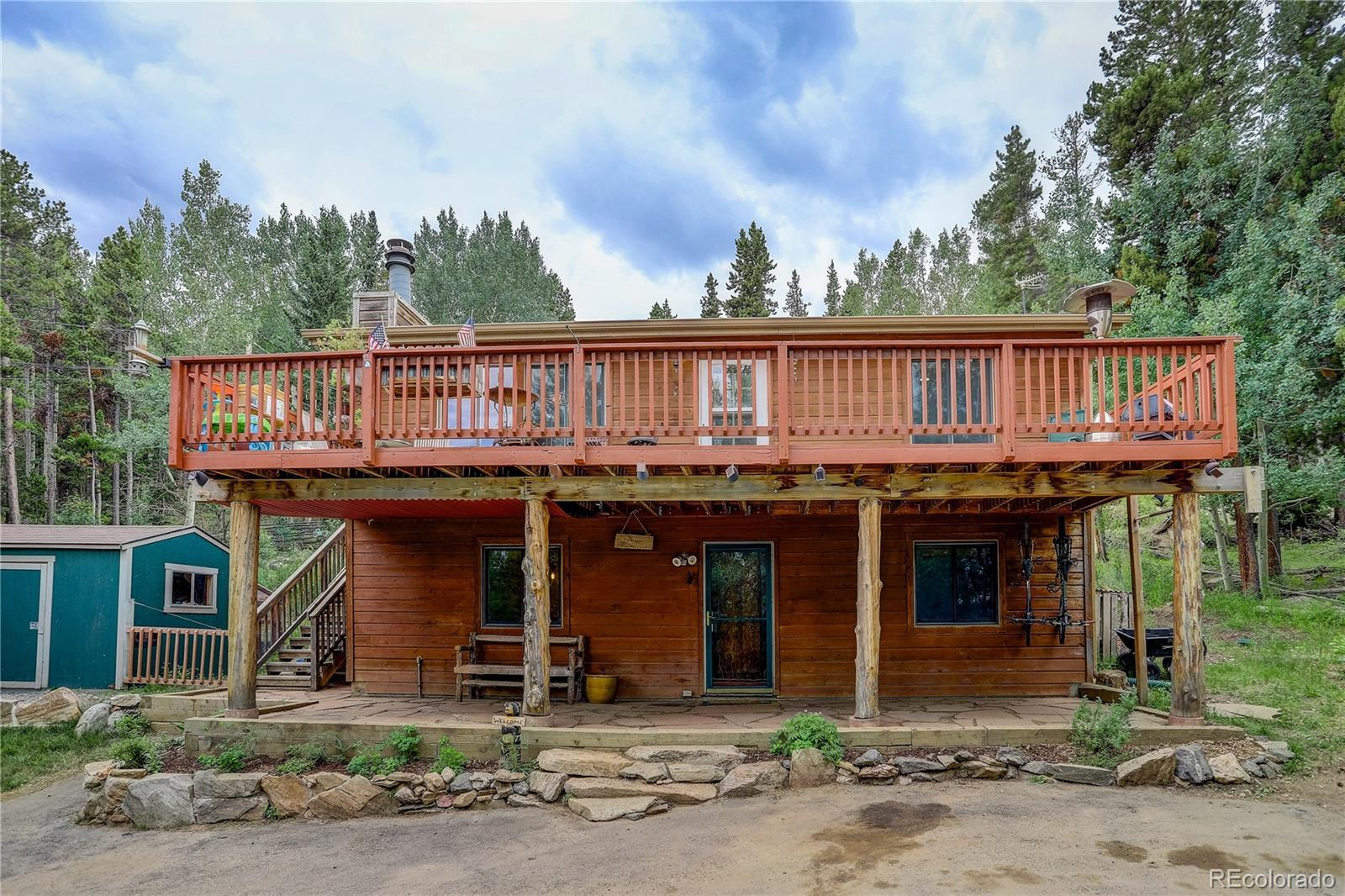 2044 Sinton Road, Evergreen, CO 80439 - #: 8705824
