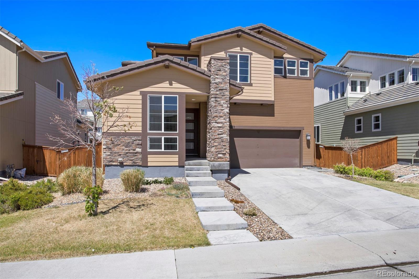 10863 Touchstone Loop, Parker, CO 80134 - #: 2211825